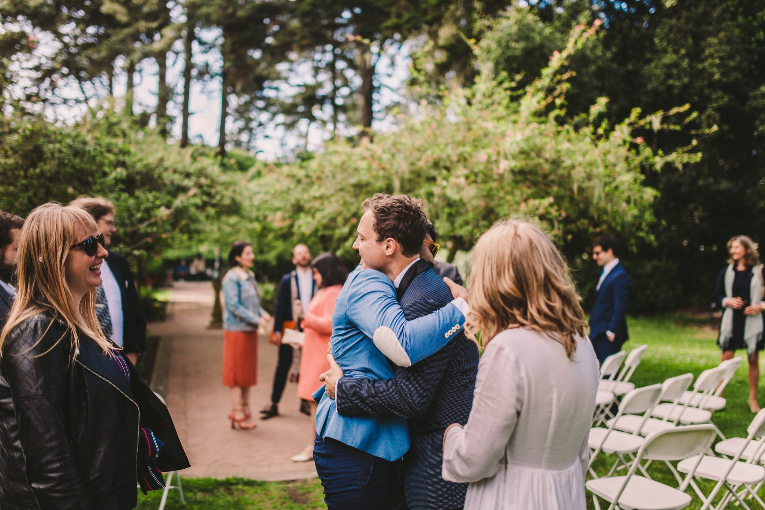 Intimate San Francisco Shakespeare Garden Wedding Photography -241.jpg