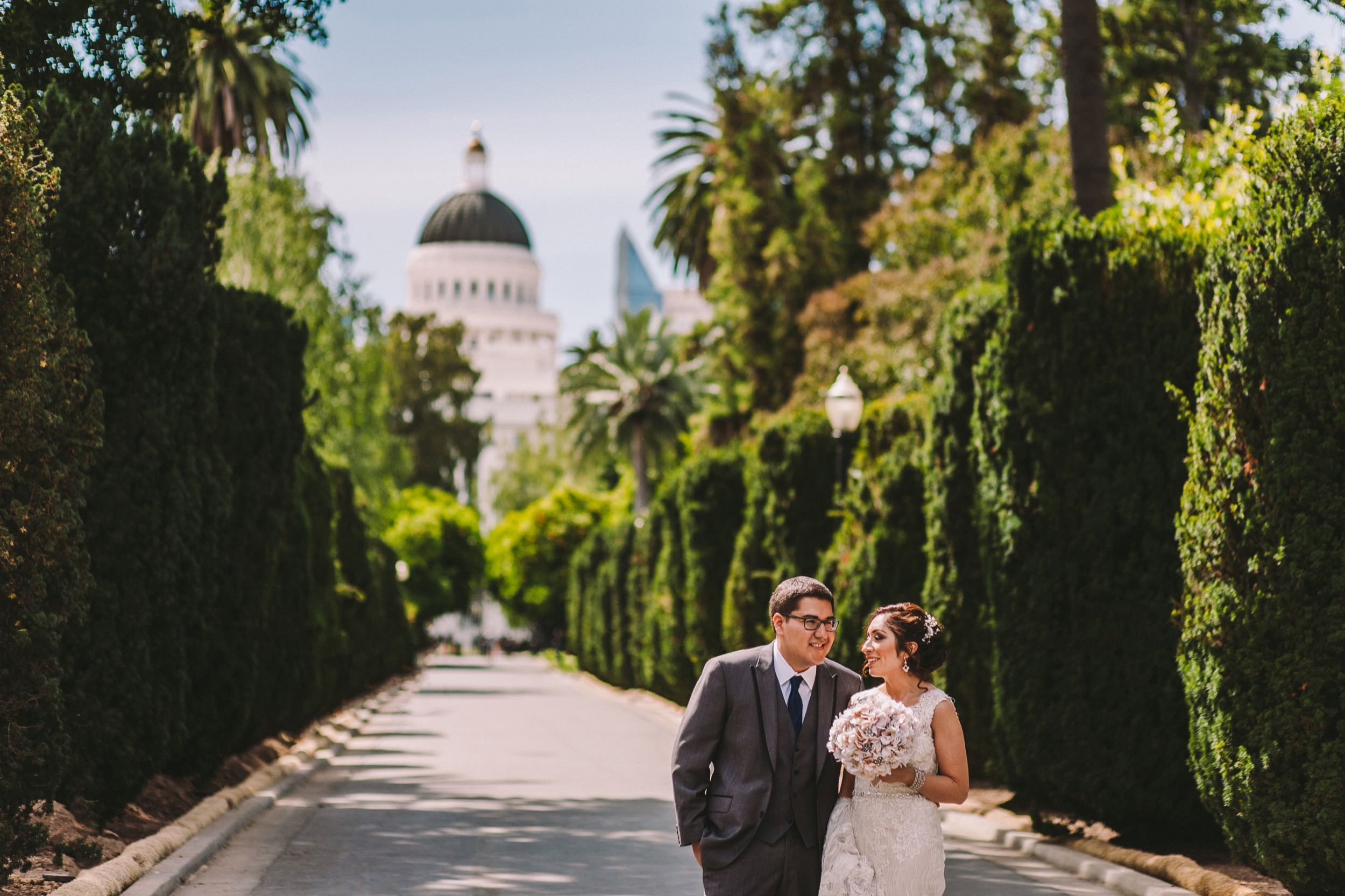 Sacramento Sutter Club & Capitol Building Wedding Photography-120.jpg