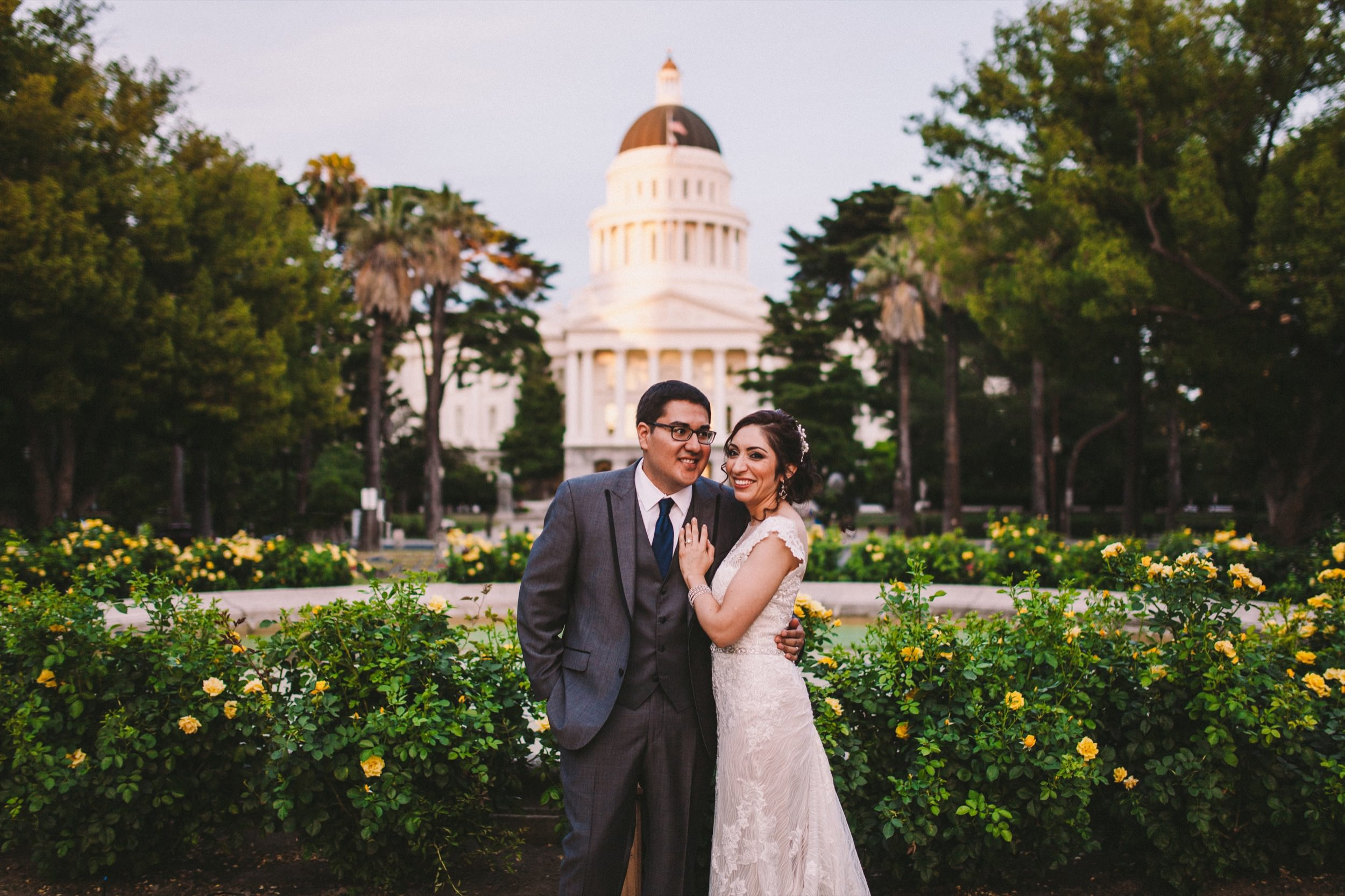 Sacramento Sutter Club & Capitol Building Wedding Photography-579.jpg