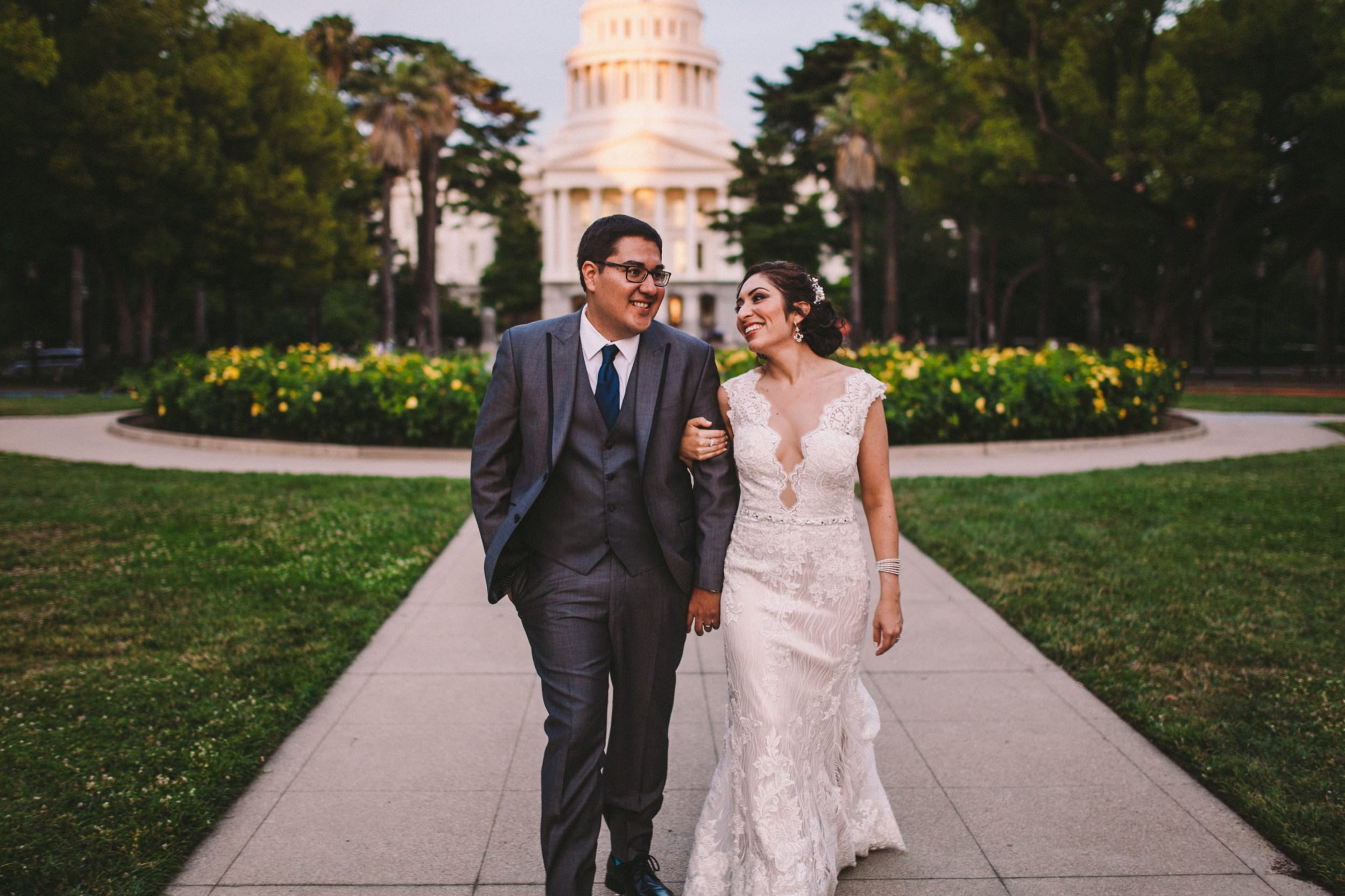 Sacramento Sutter Club & Capitol Building Wedding Photography-595.jpg