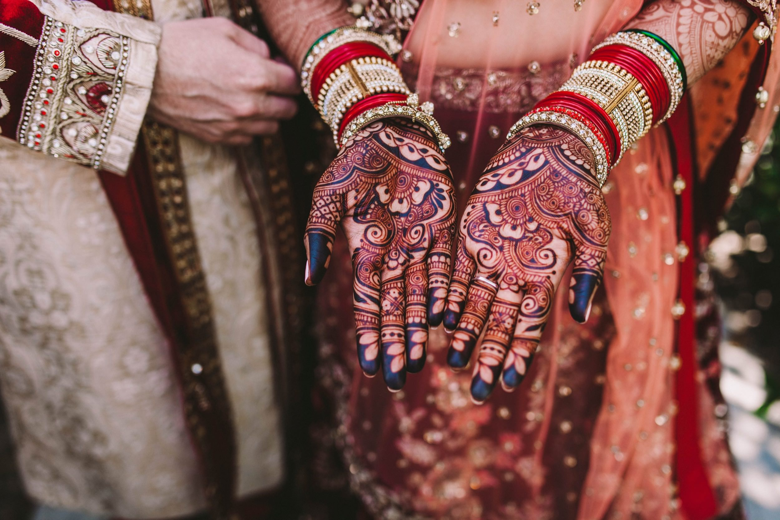2 Old Ranch Country Club Indian Fusion Wedding Photography in Seal Beach 8.jpg