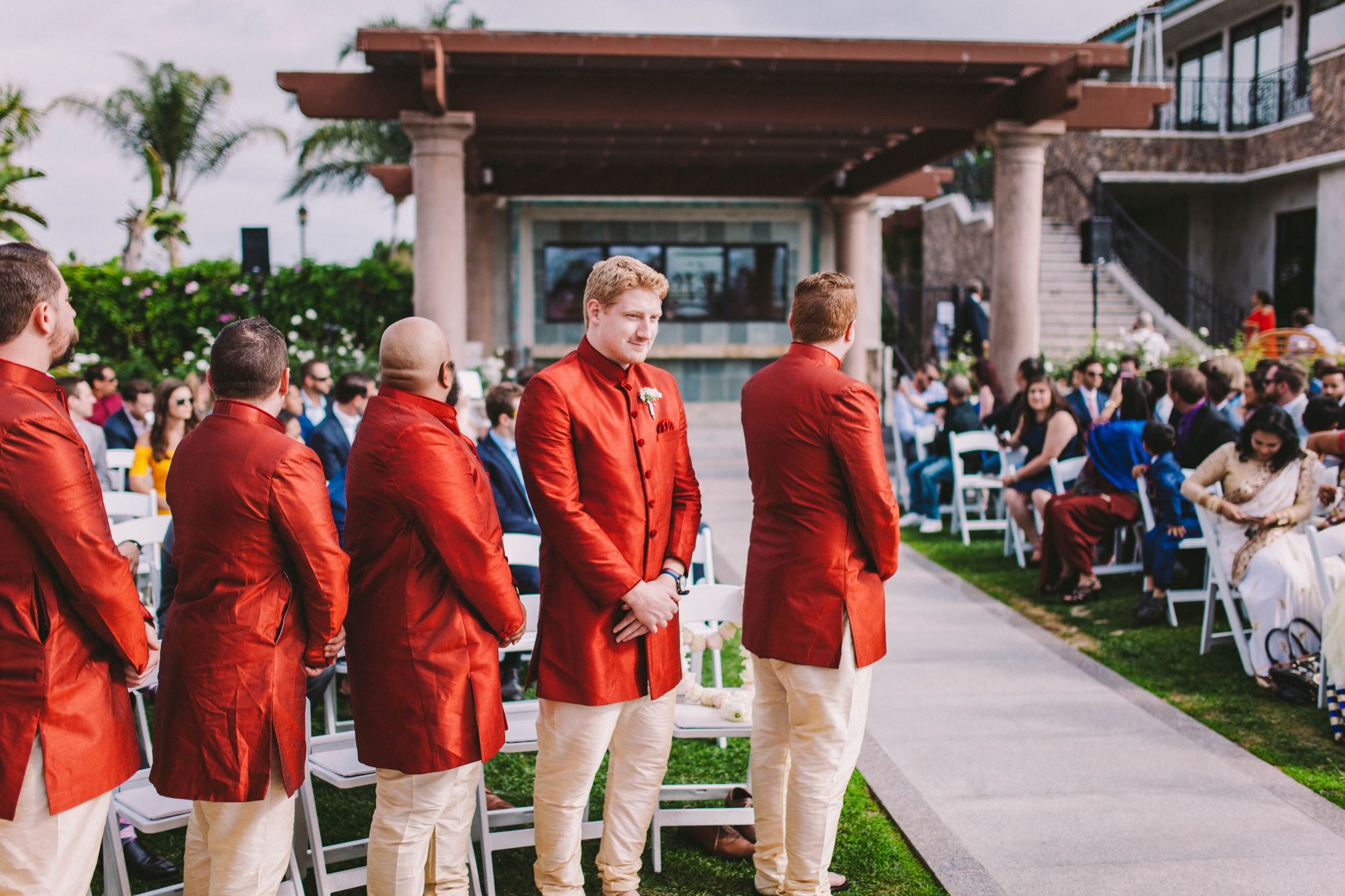 2 Old Ranch Country Club Indian Fusion Wedding Photography in Seal Beach 24.jpg