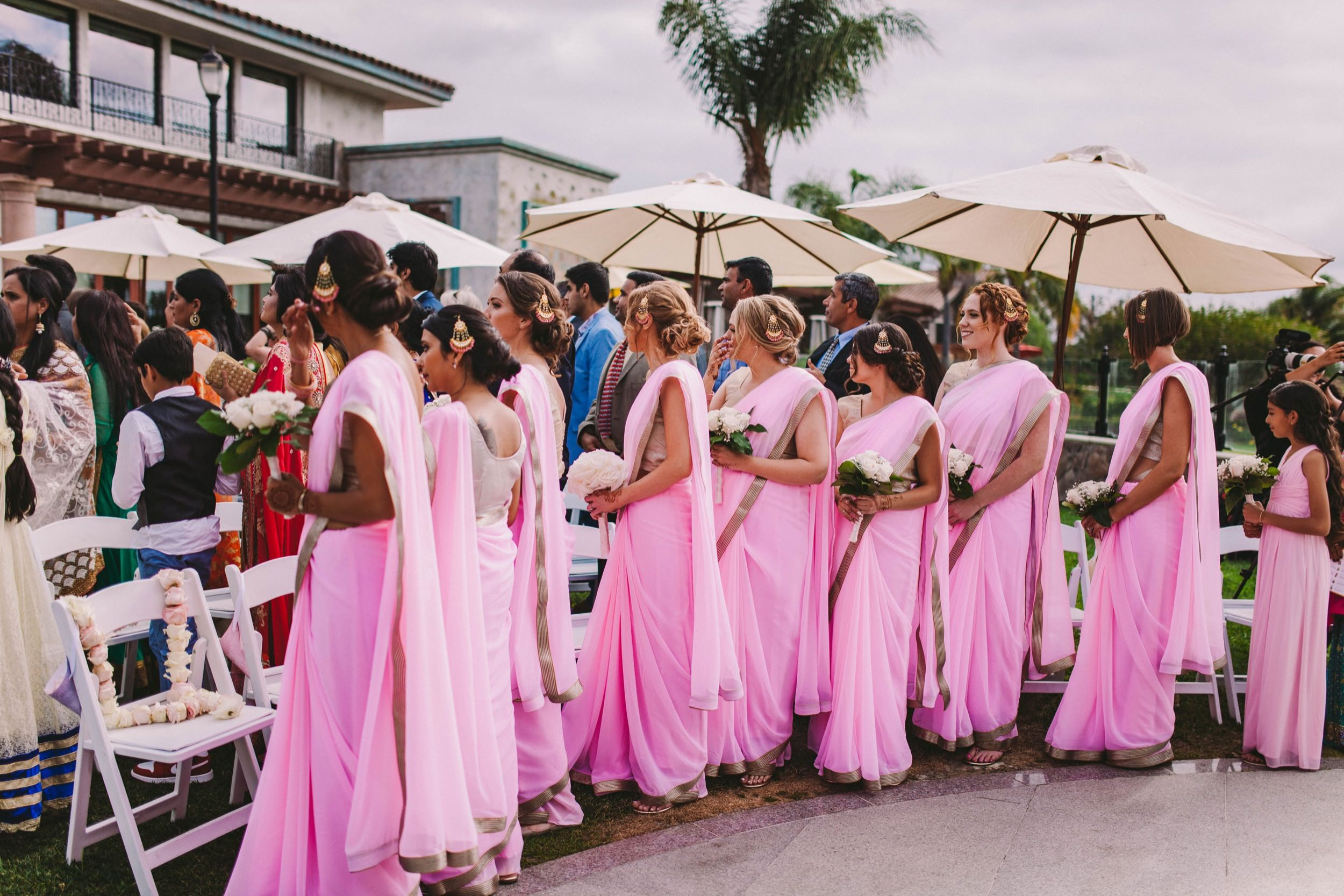 2 Old Ranch Country Club Indian Fusion Wedding Photography in Seal Beach 25.jpg