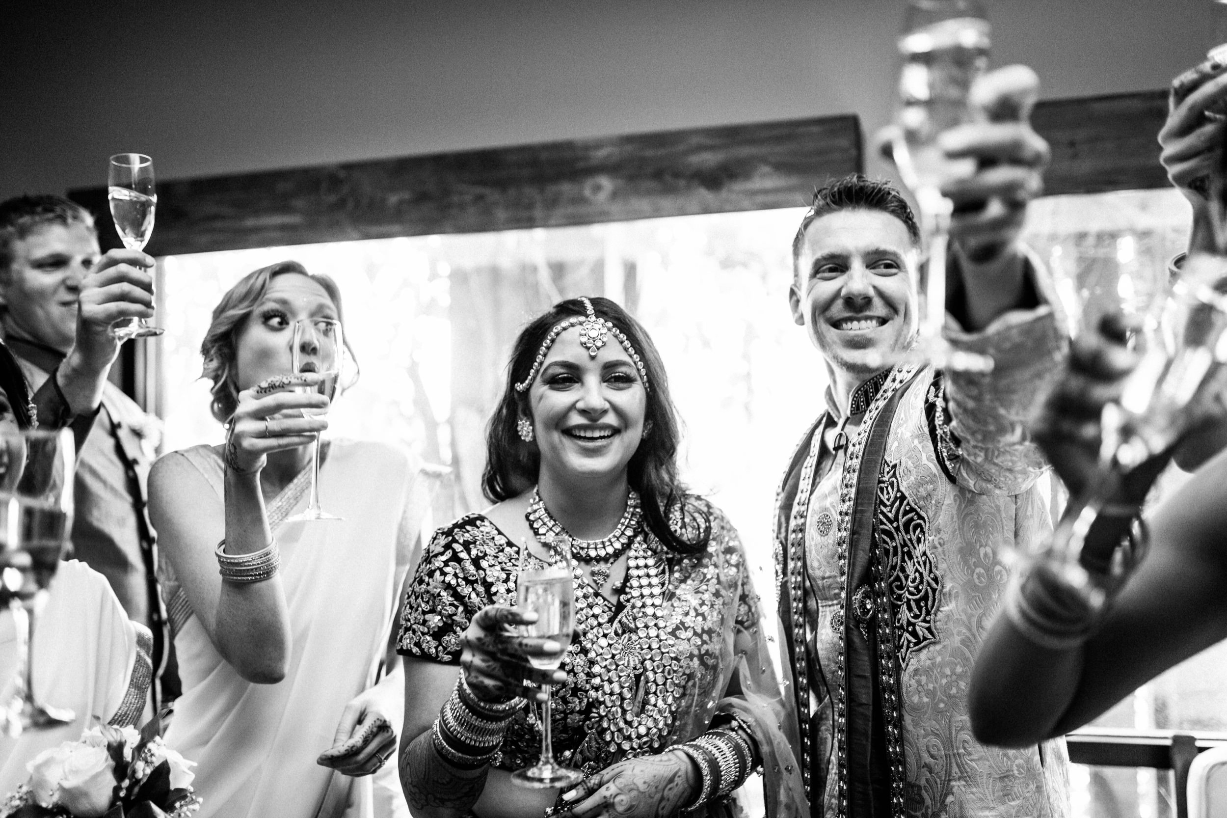 2 Old Ranch Country Club Indian Fusion Wedding Photography in Seal Beach 48.jpg