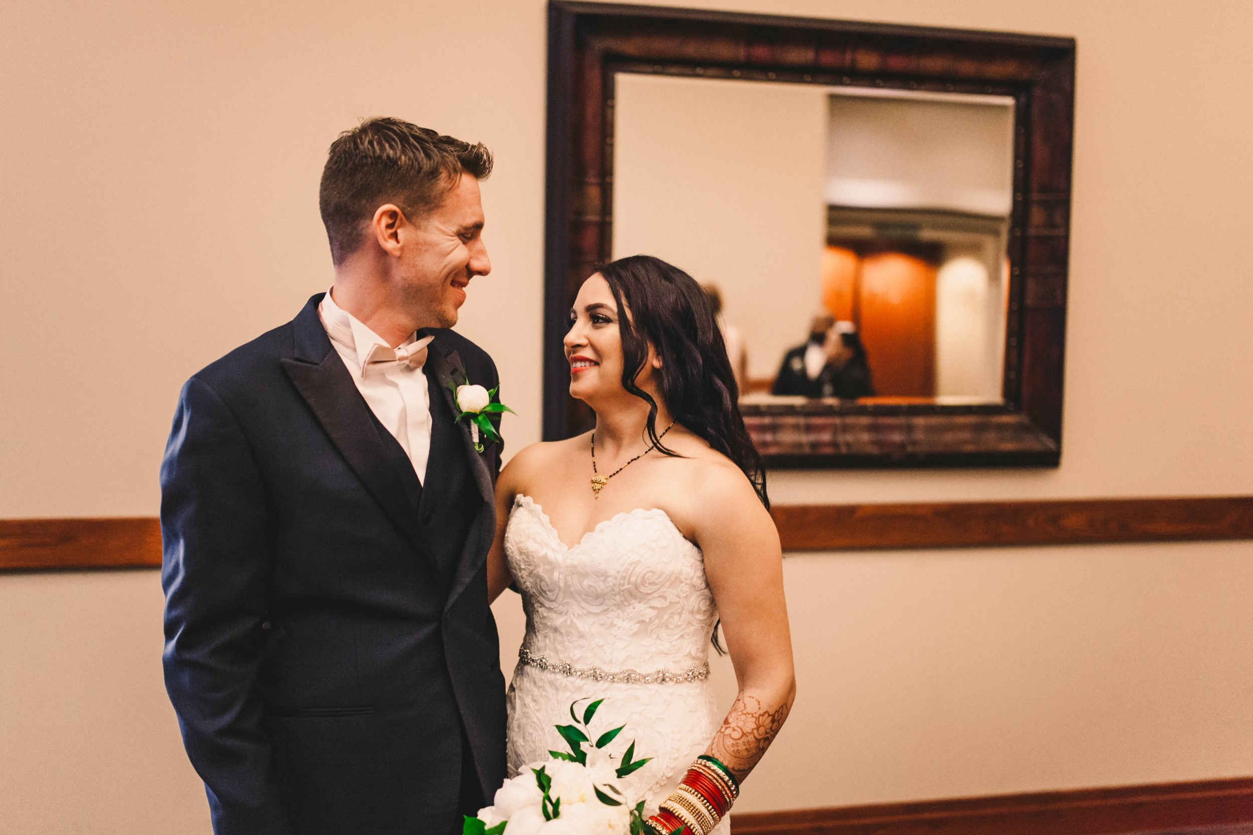 2 Old Ranch Country Club Indian Fusion Wedding Photography in Seal Beach 56.jpg