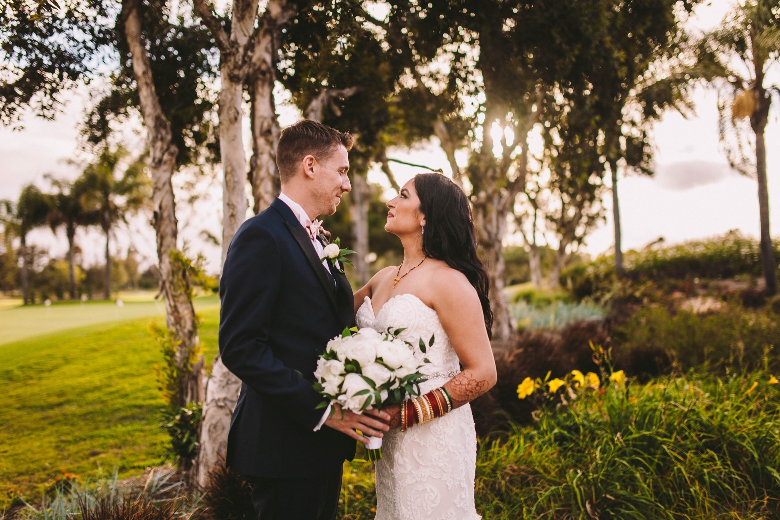 2 Old Ranch Country Club Indian Fusion Wedding Photography in Seal Beach 60.jpg