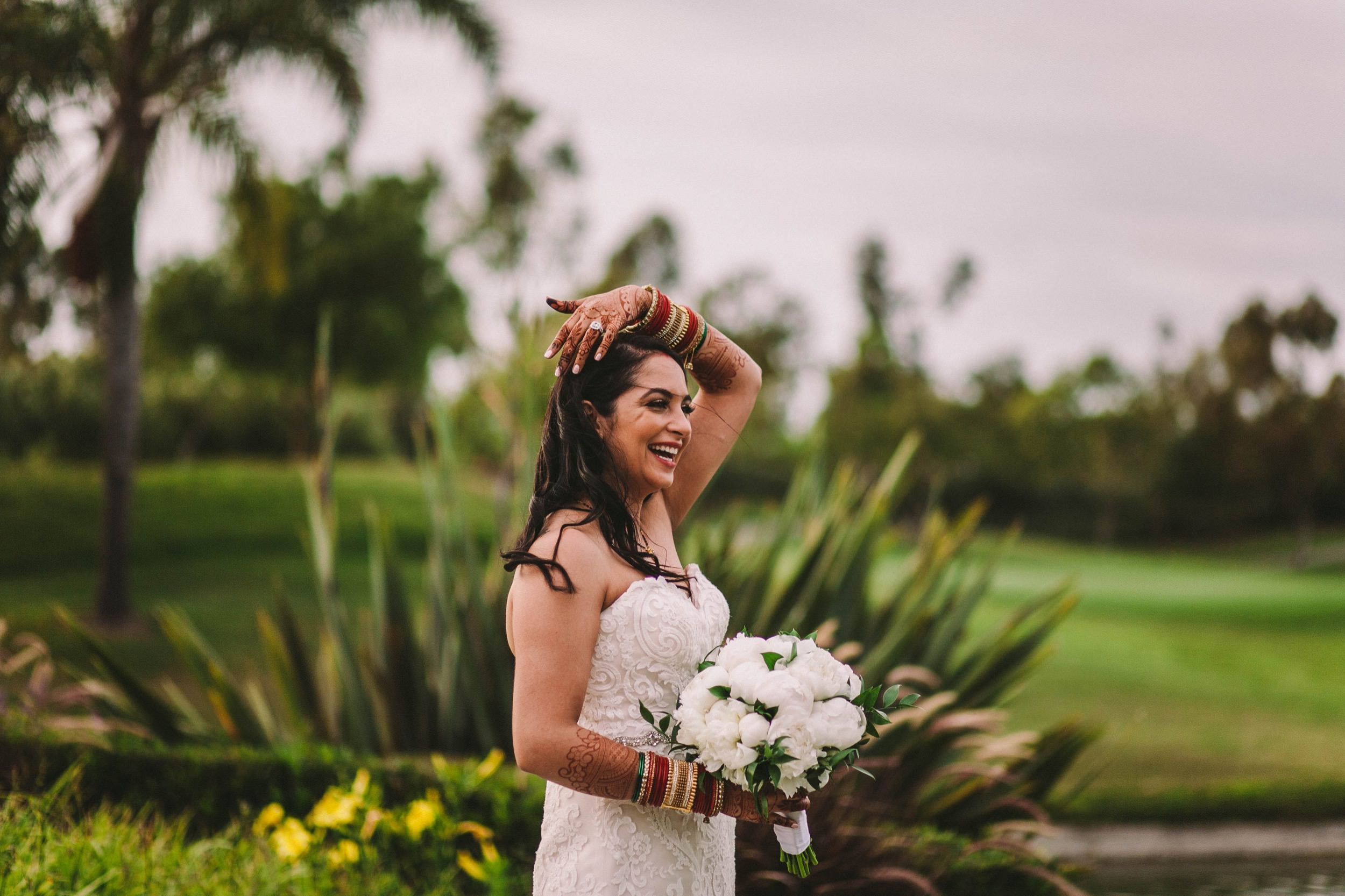 2 Old Ranch Country Club Indian Fusion Wedding Photography in Seal Beach 65.jpg