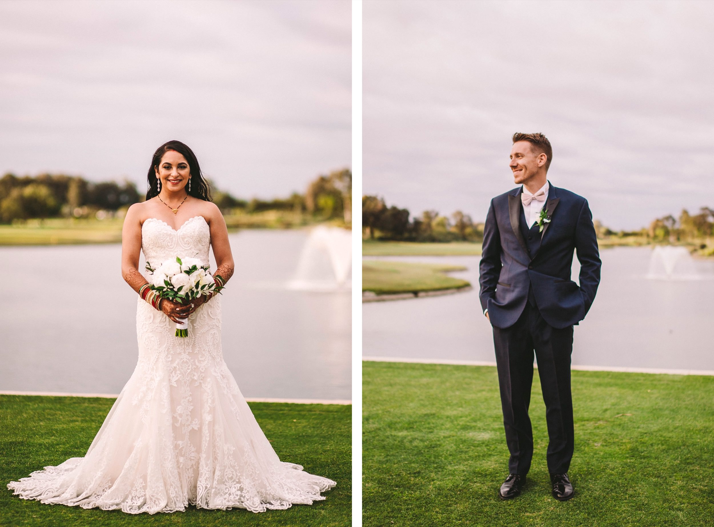 2 Old Ranch Country Club Indian Fusion Wedding Photography in Seal Beach 64.jpg