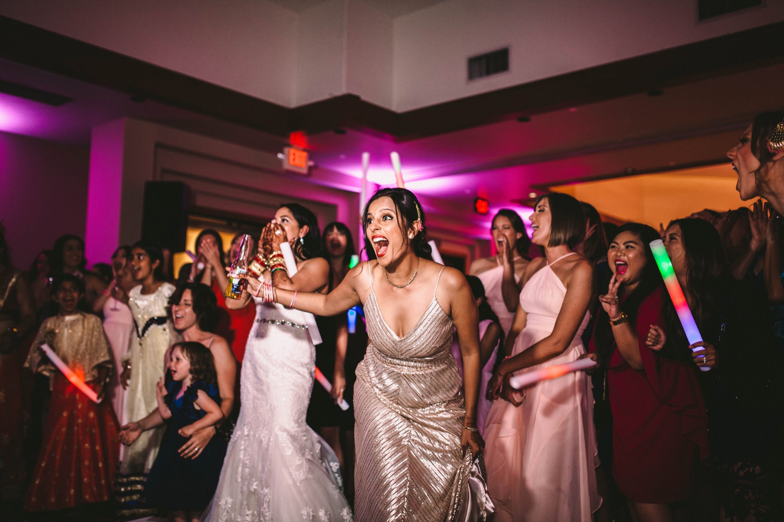 2 Old Ranch Country Club Indian Fusion Wedding Photography in Seal Beach 95.jpg