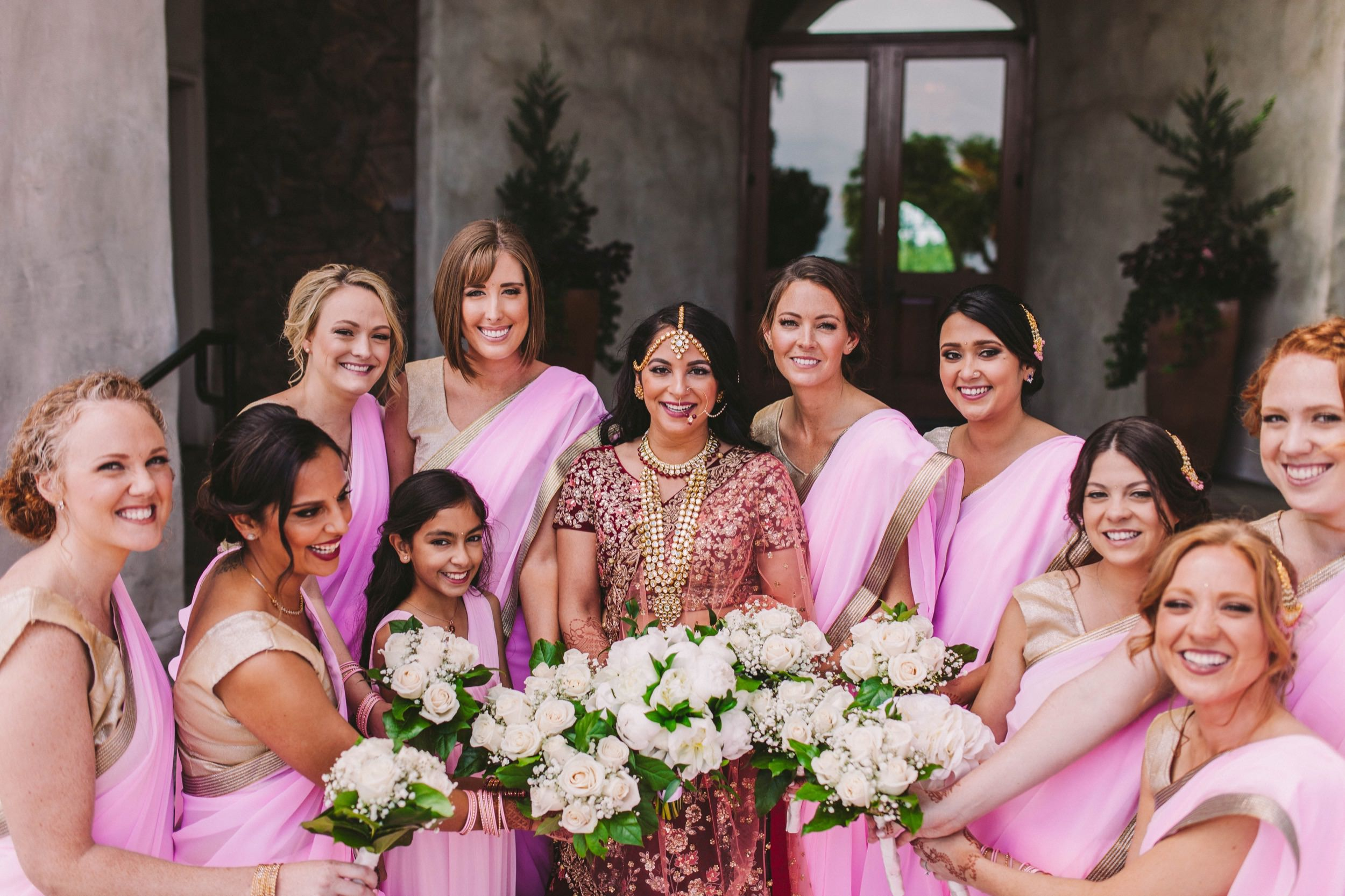 Old Ranch Country Club Orange County Indian Fusion Wedding Photography -34.jpg