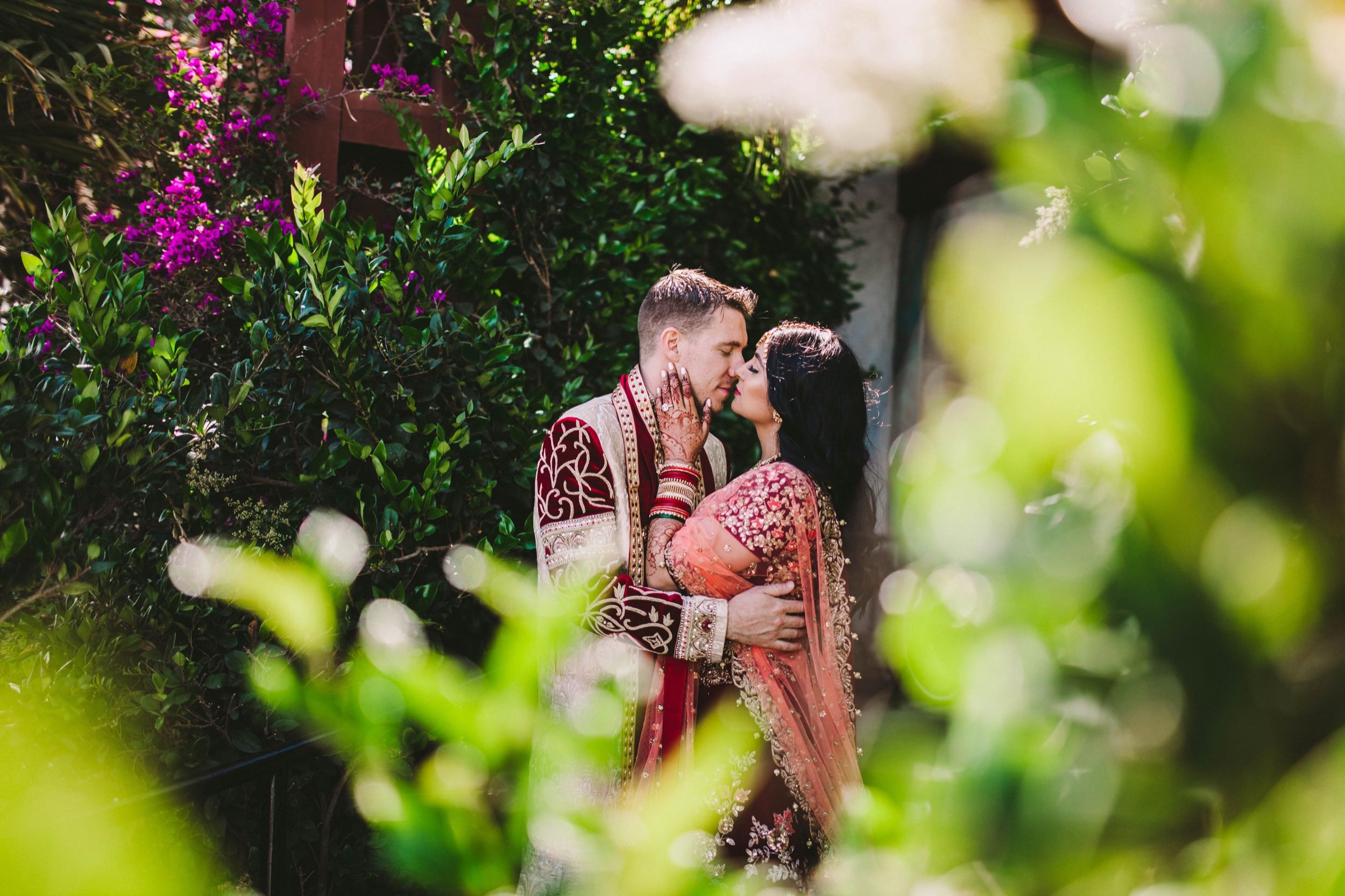Old Ranch Country Club Orange County Indian Fusion Wedding Photography -115.jpg