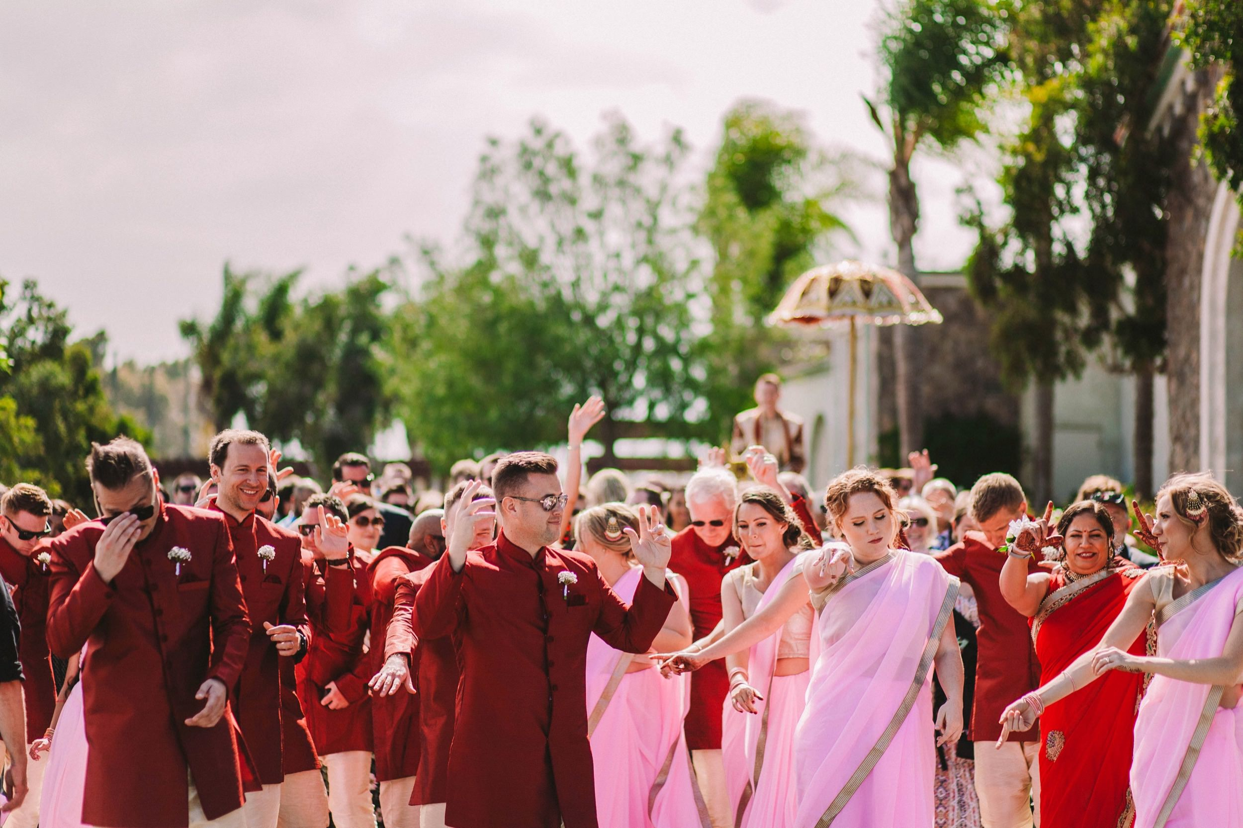 Old Ranch Country Club Orange County Indian Fusion Wedding Photography -200.jpg