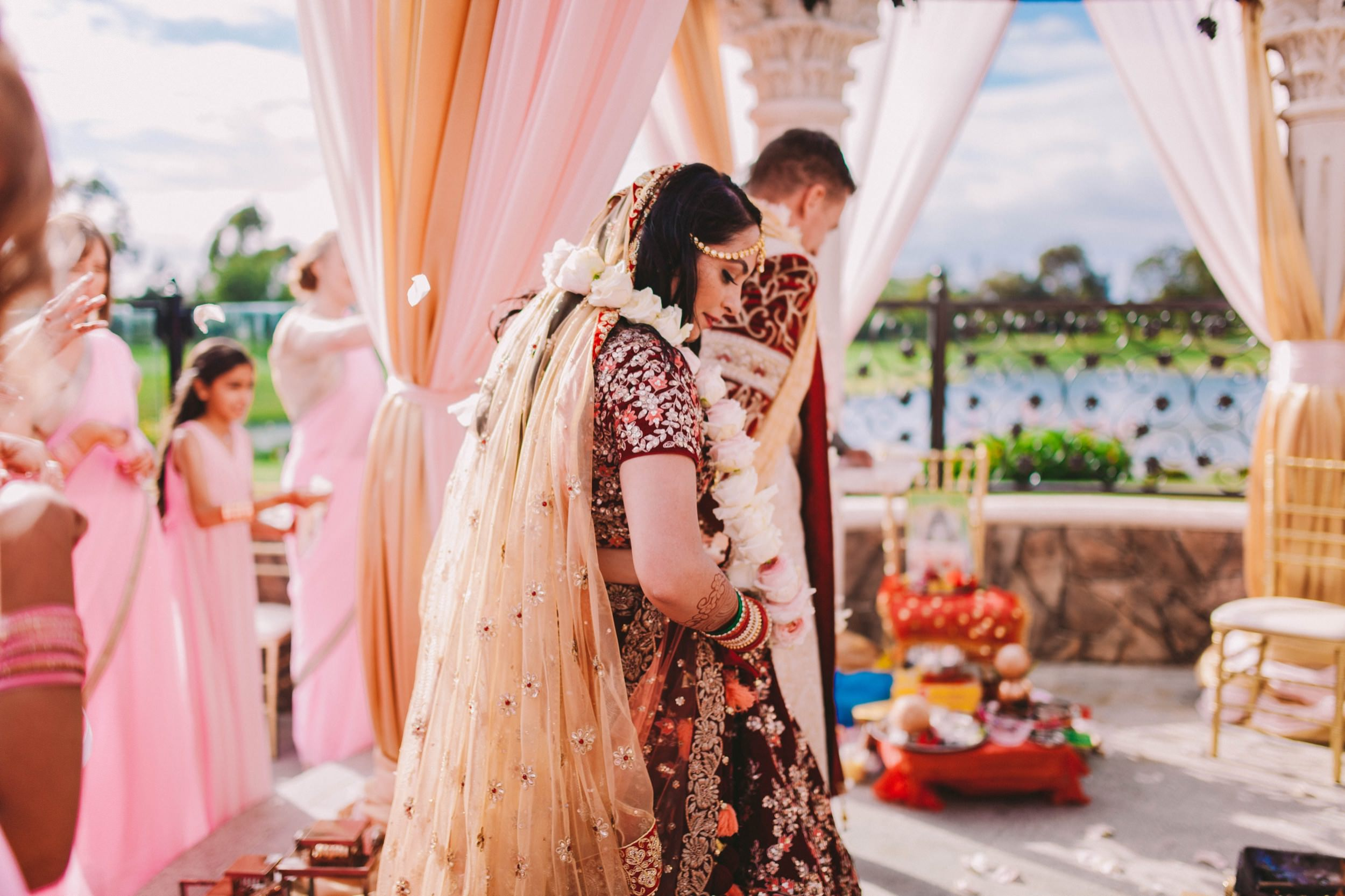 Old Ranch Country Club Orange County Indian Fusion Wedding Photography -365.jpg
