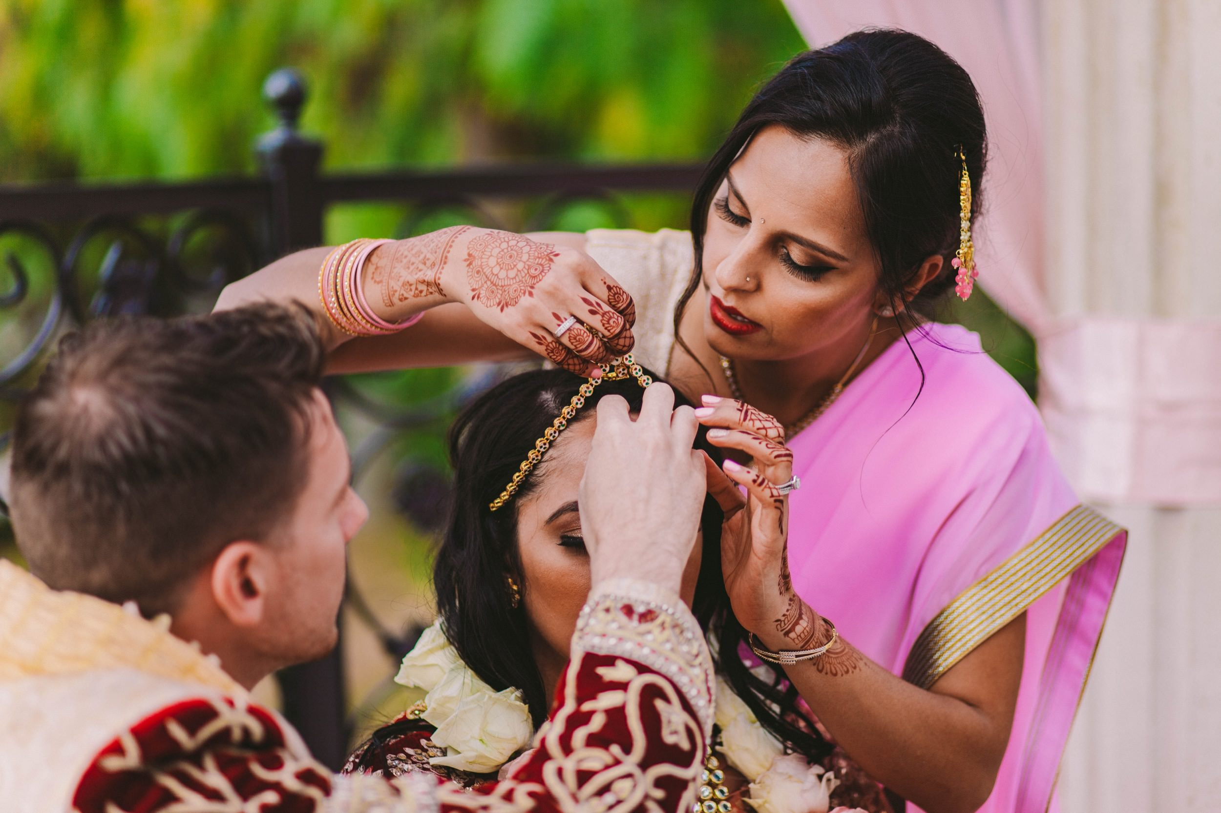 Old Ranch Country Club Orange County Indian Fusion Wedding Photography -380.jpg