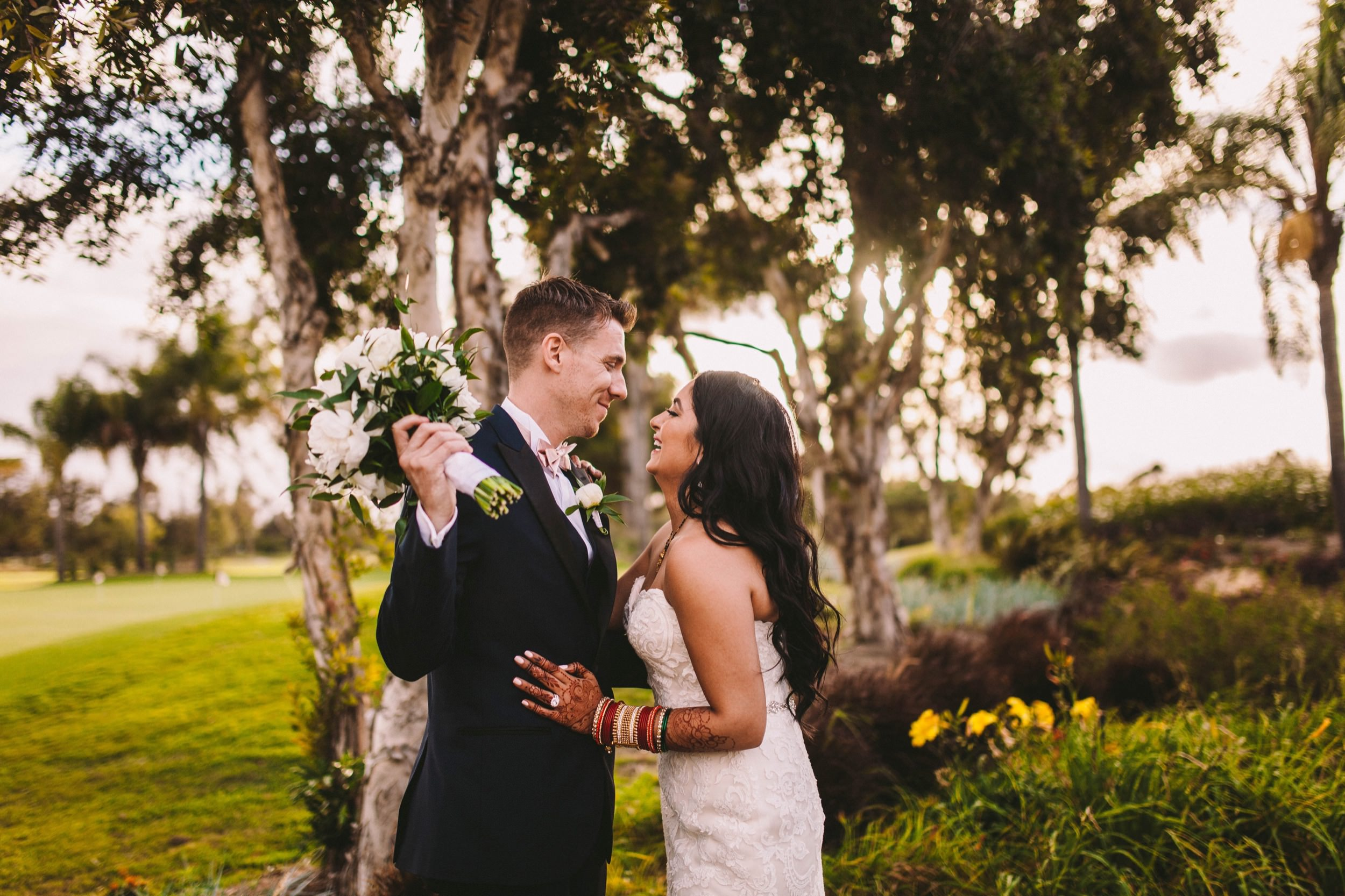 Old Ranch Country Club Orange County Indian Fusion Wedding Photography -603.jpg
