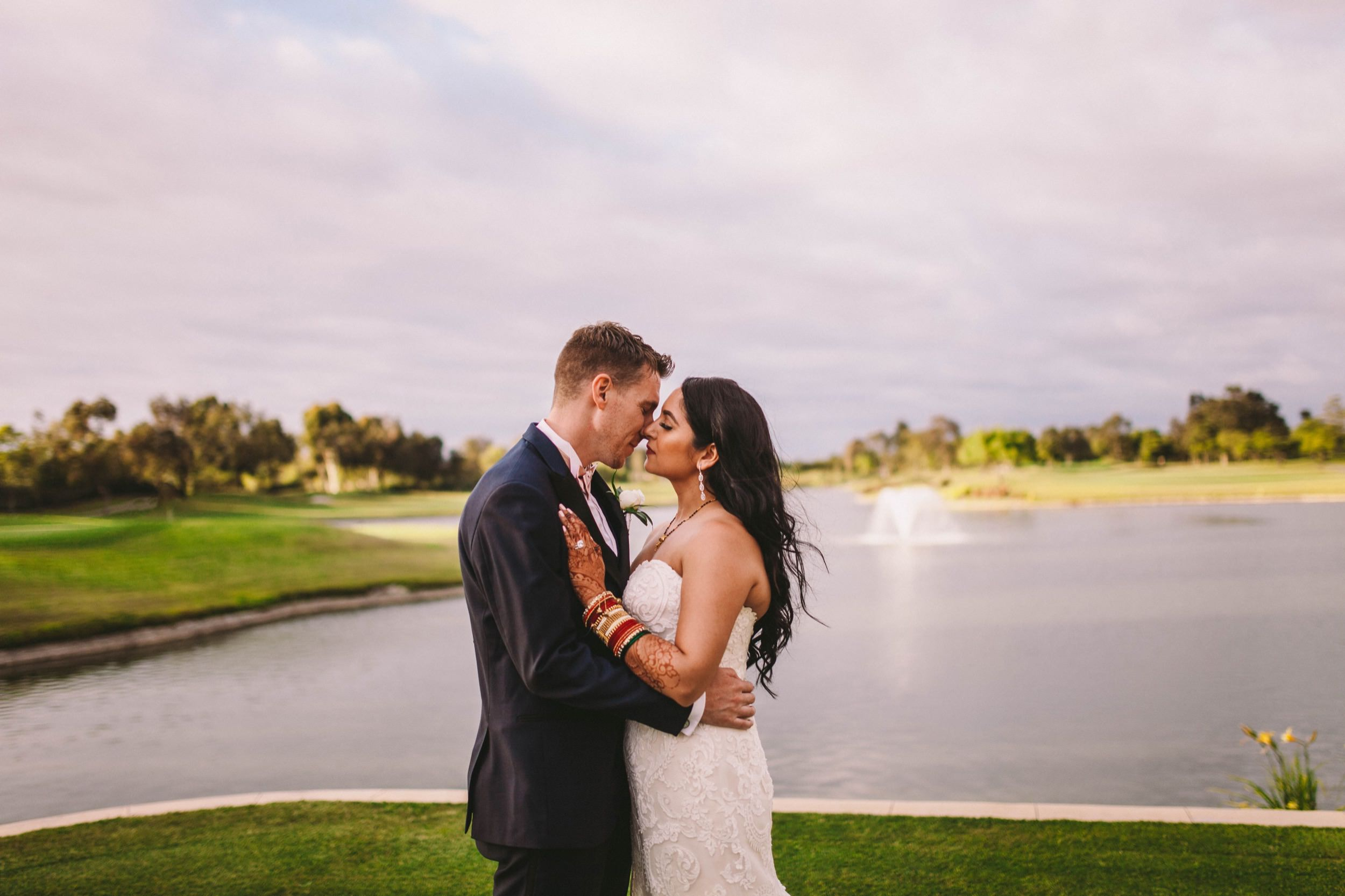 Old Ranch Country Club Orange County Indian Fusion Wedding Photography -619.jpg
