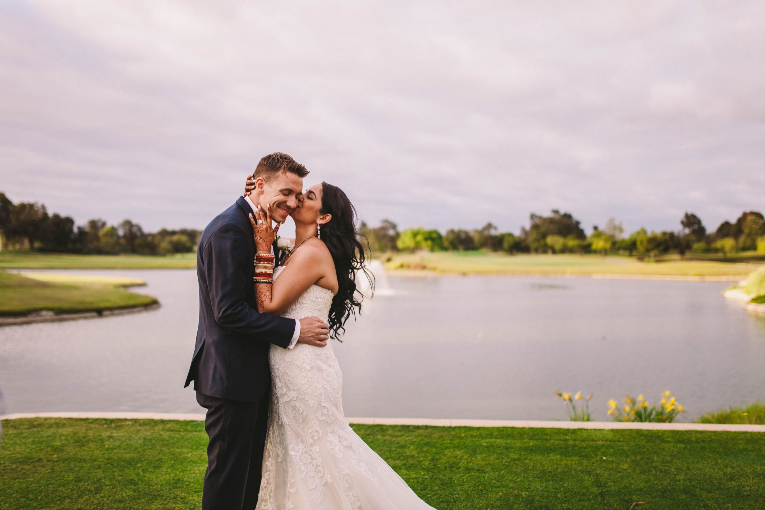 Old Ranch Country Club Orange County Indian Fusion Wedding Photography -628.jpg
