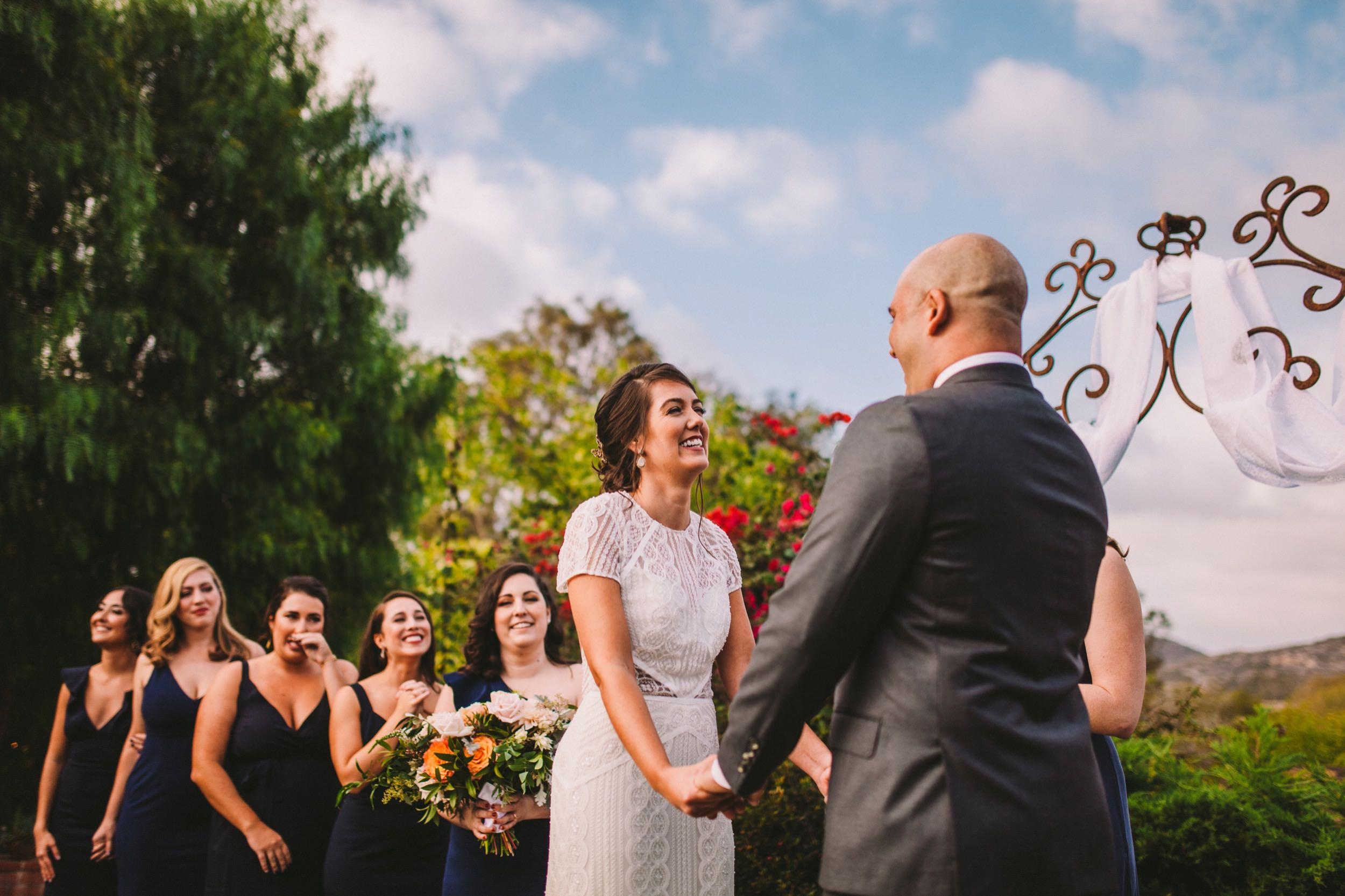 Vibrant & Joyful Documentary Wedding Photography in San Diego