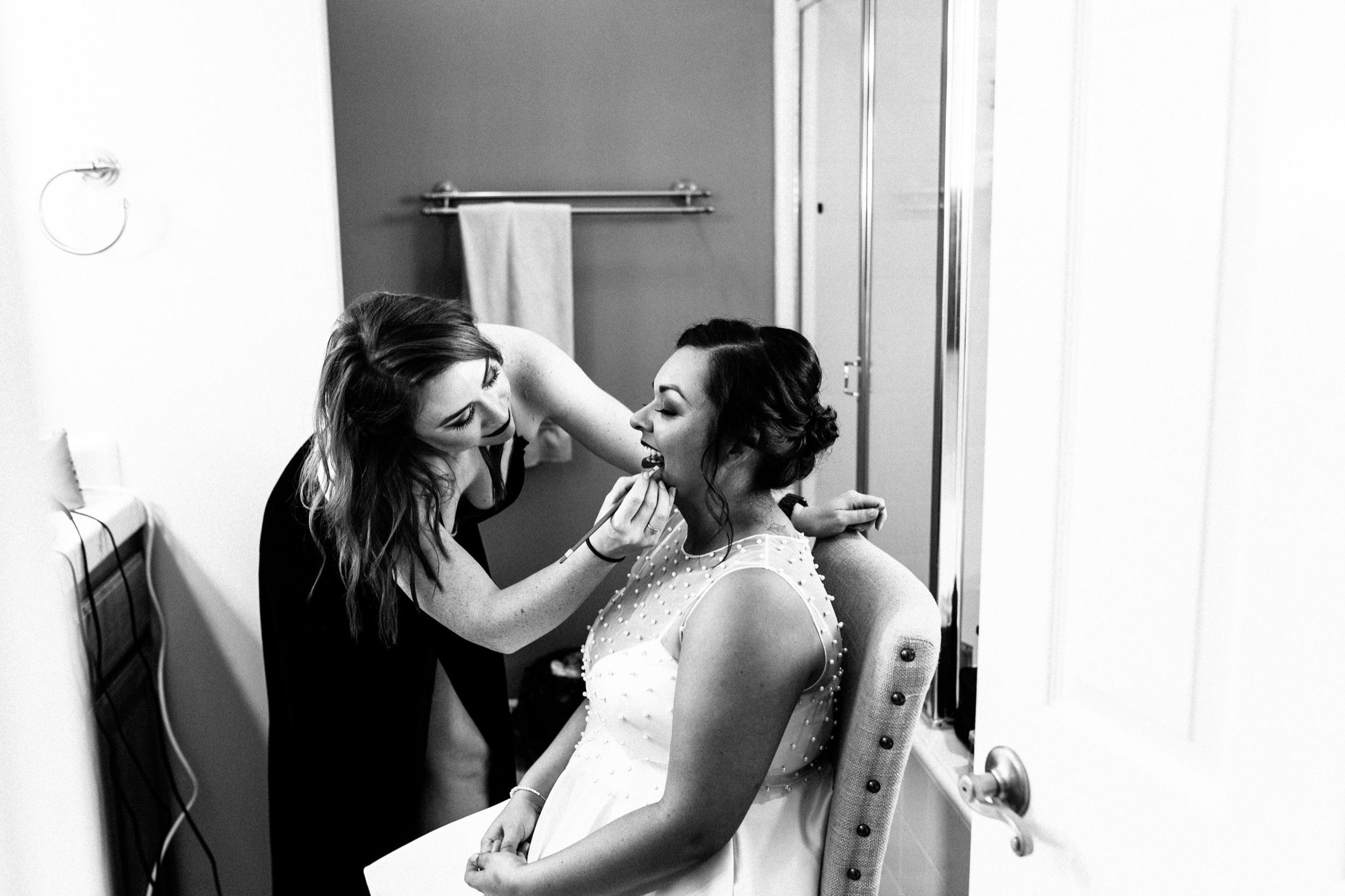 Leah Rutledge Hair & Make Up for Temecula Wedding Photography