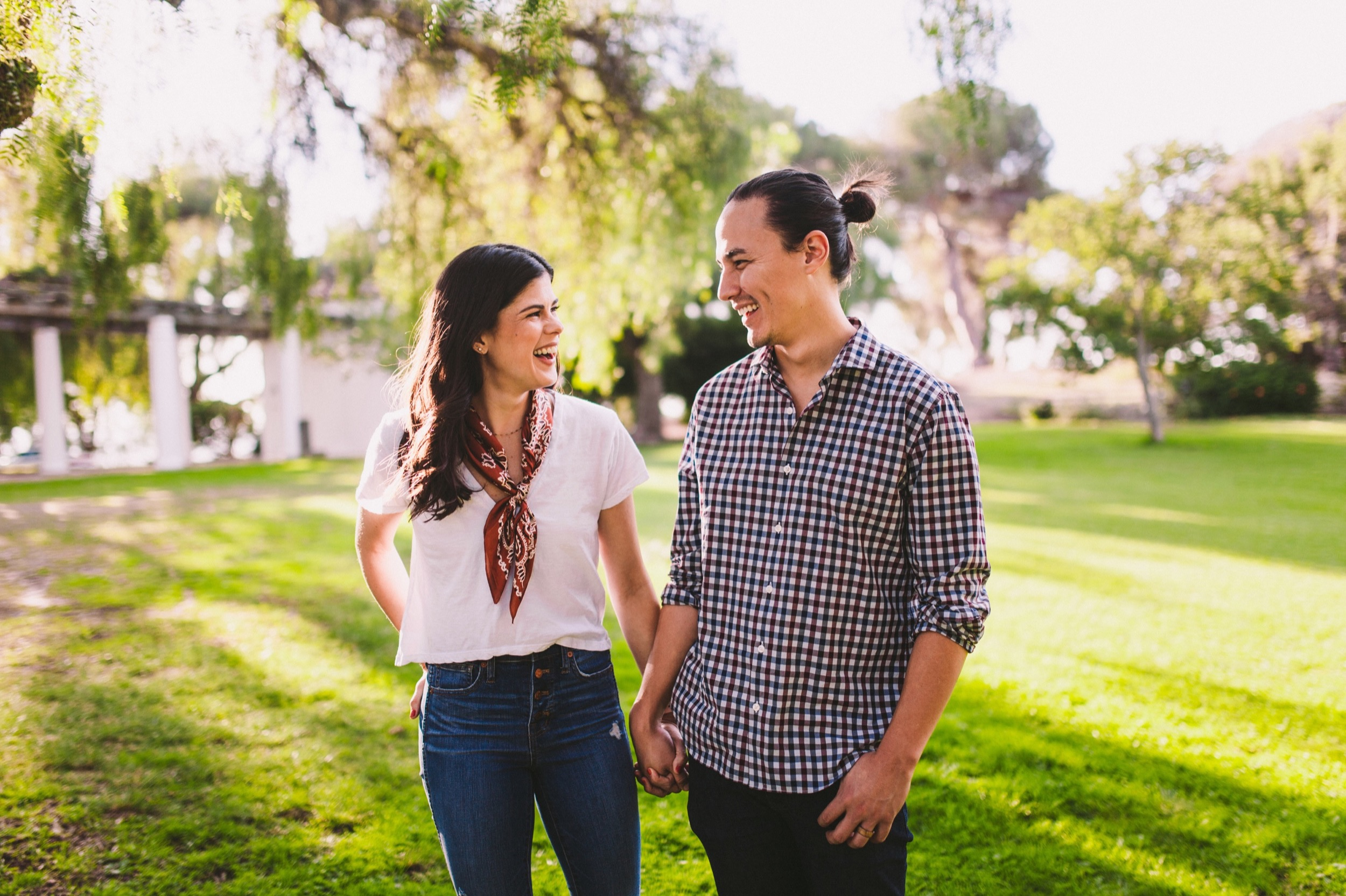 Relaxed & Fun Engagement Photography San Diego