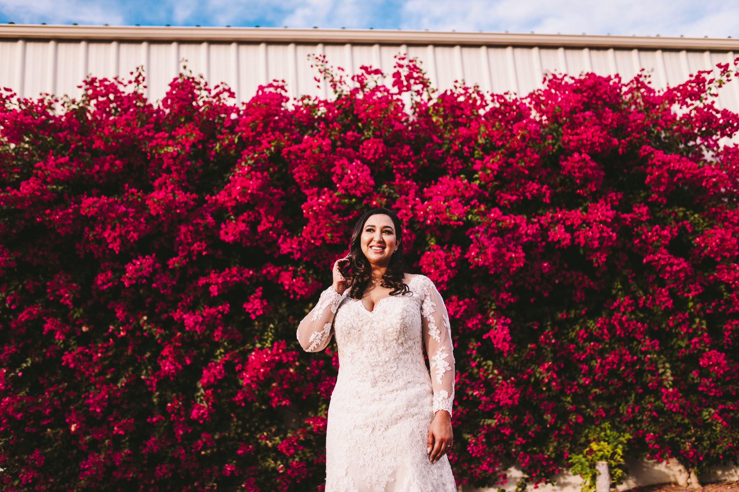 San Diego Colorful, Laid Back Wedding Photography