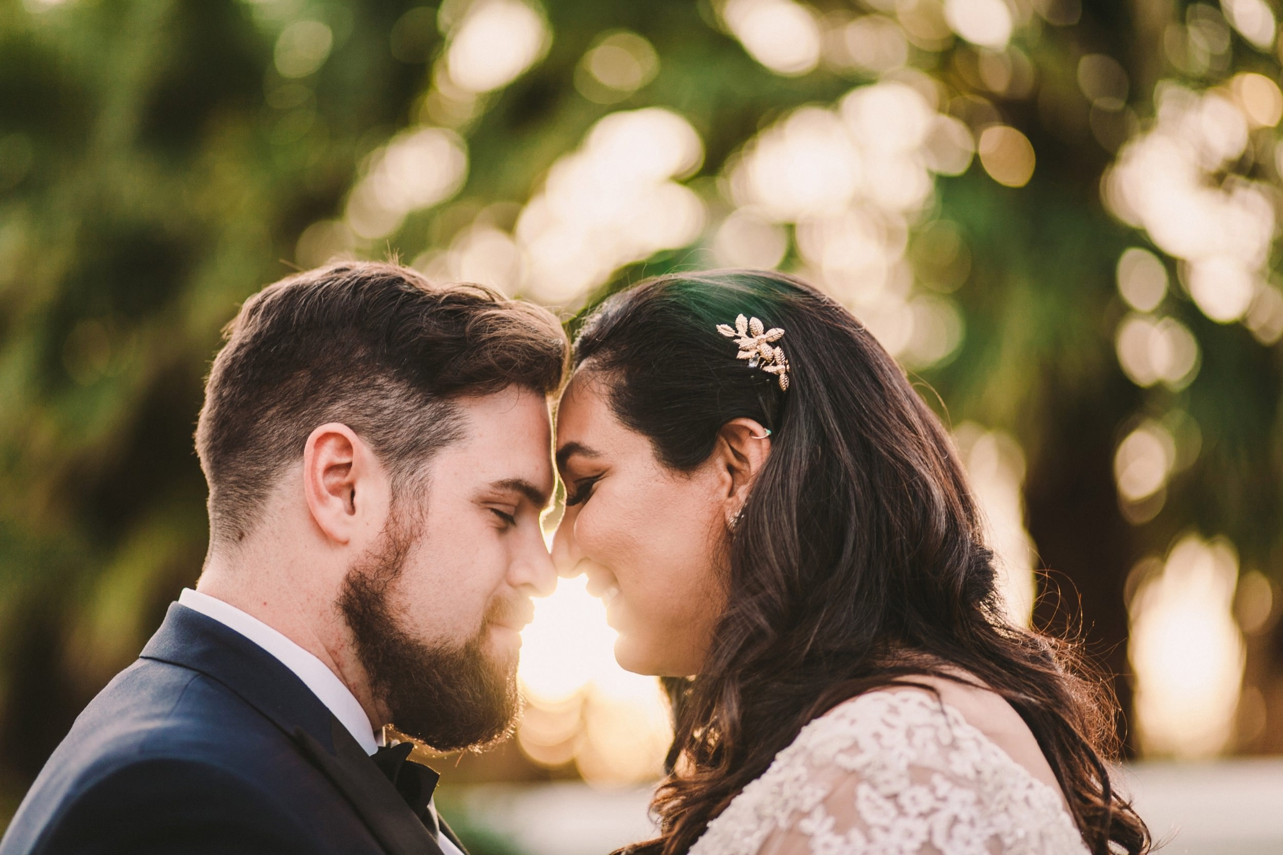 Beautiful & Intimate Wedding Photography San Diego