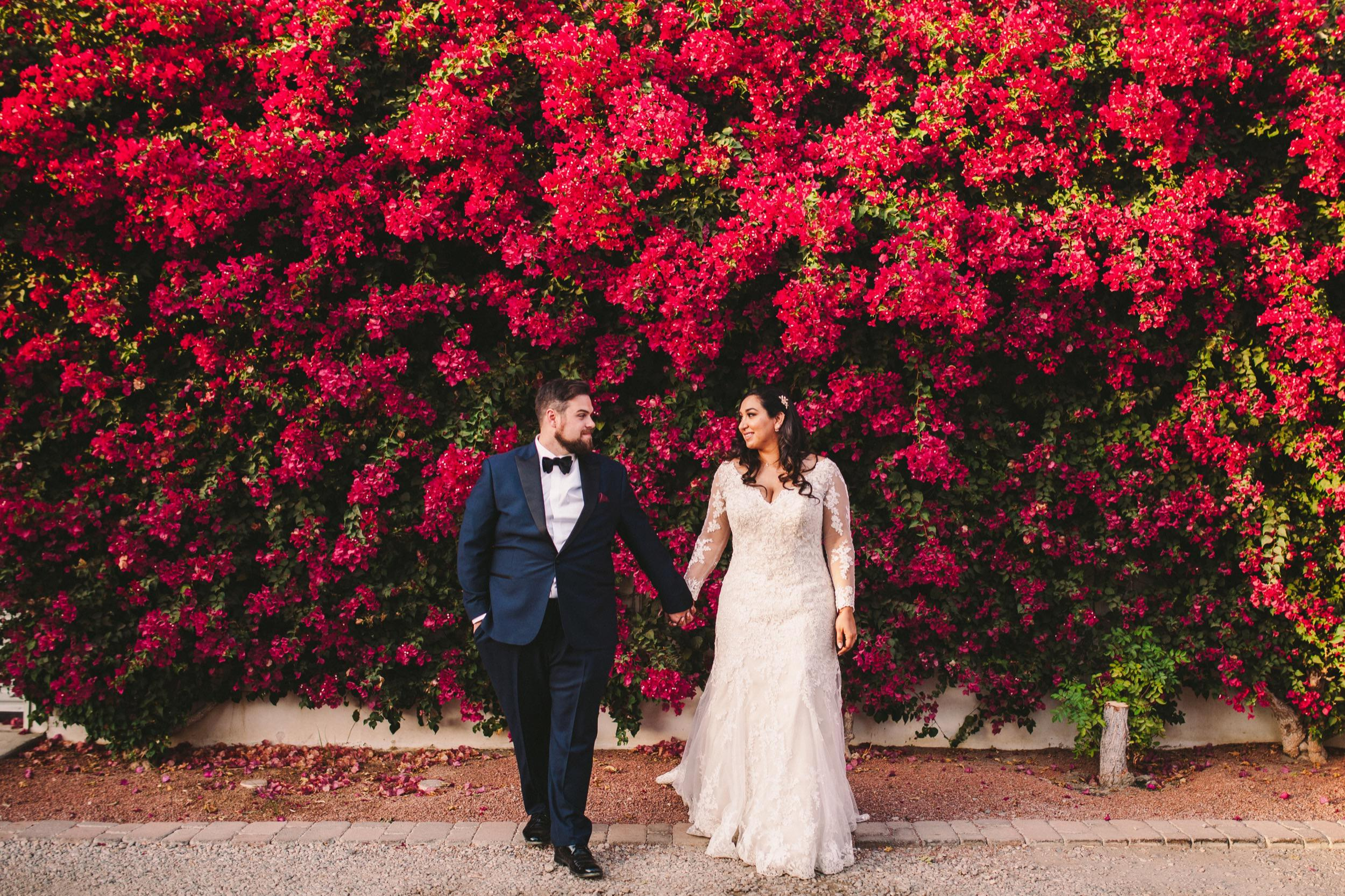San Diego Colorful Relaxed Wedding Photography