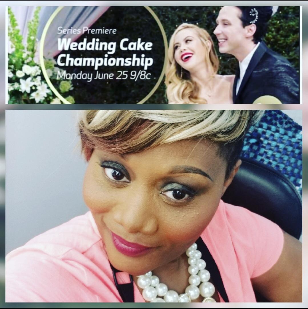 Food Network Wedding Cake Championship -
