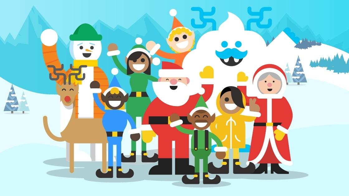 GOOGLE - Santa Tracker