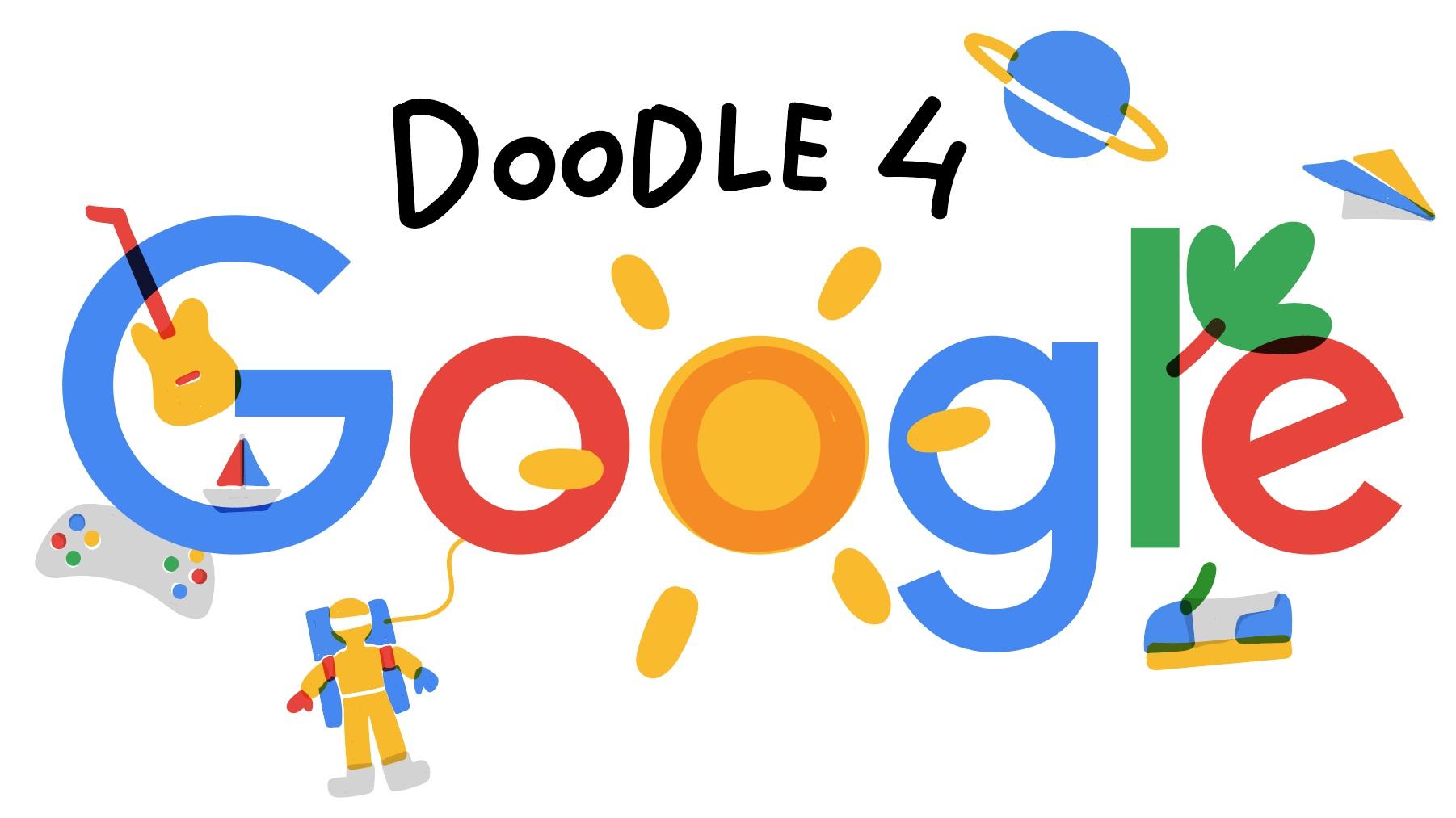 GOOGLE - Doodle for Google