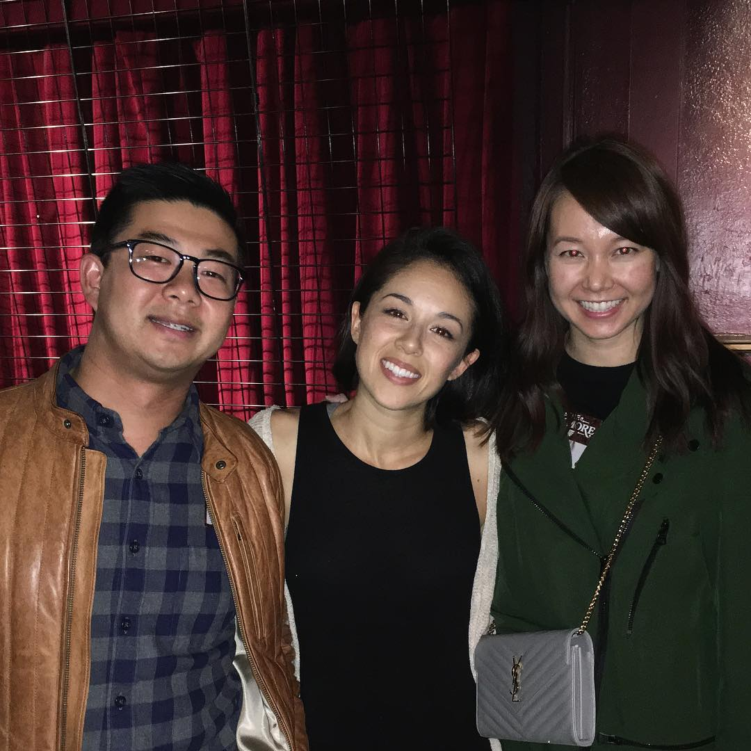 With Kina Grannis, San Francisco 2018