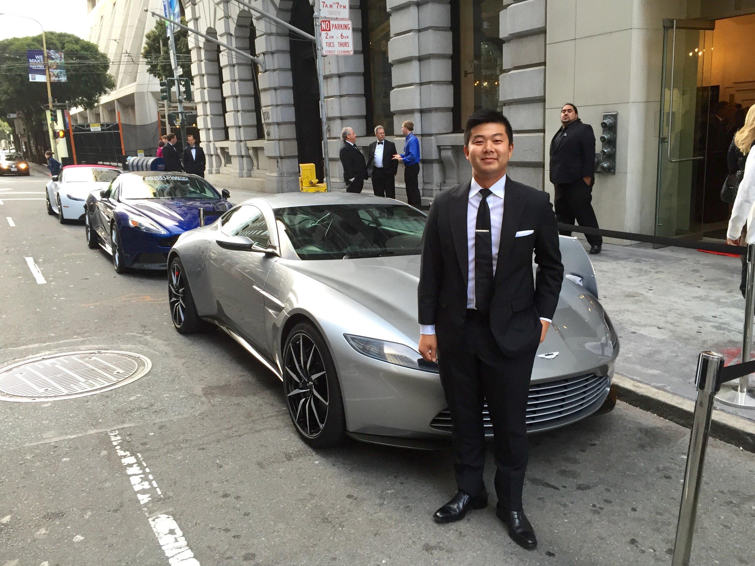 Wingtip Bond Party 2016, San Francisco