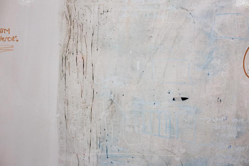 White board, Rita Rodner
