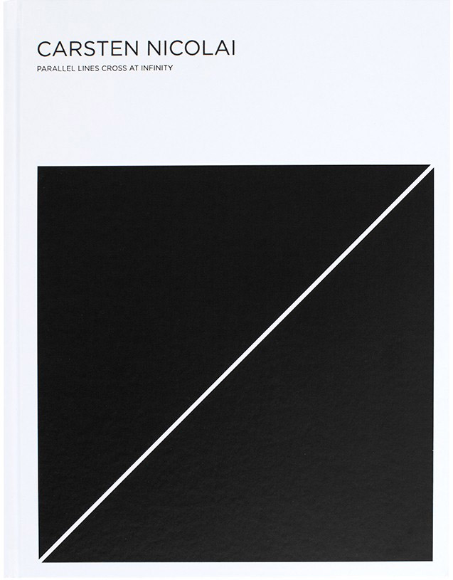 Carsten Nicolai, Parallel Lines Cross at Infinity, Gestalten