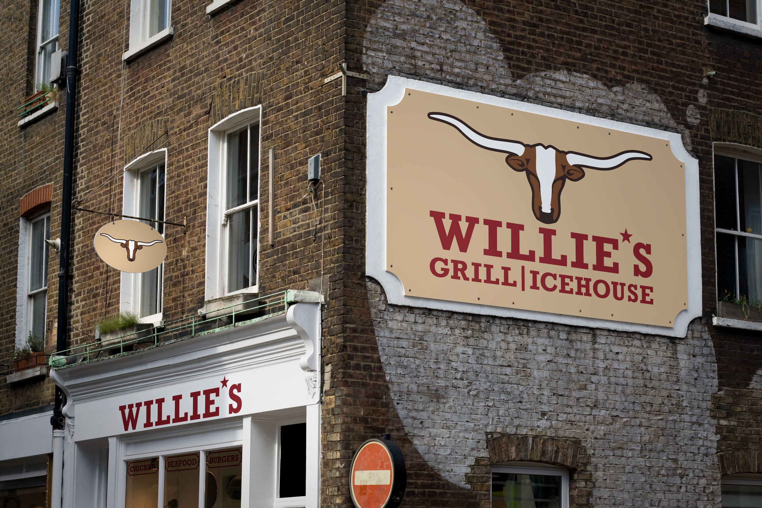 Willie's Grill | Icehouse