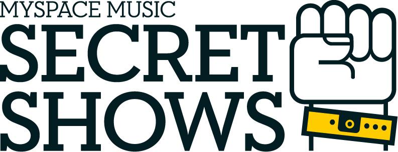 Secret Shows Logotype Redesign