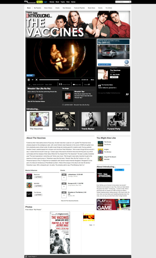 Introducing... Homepage Redesign