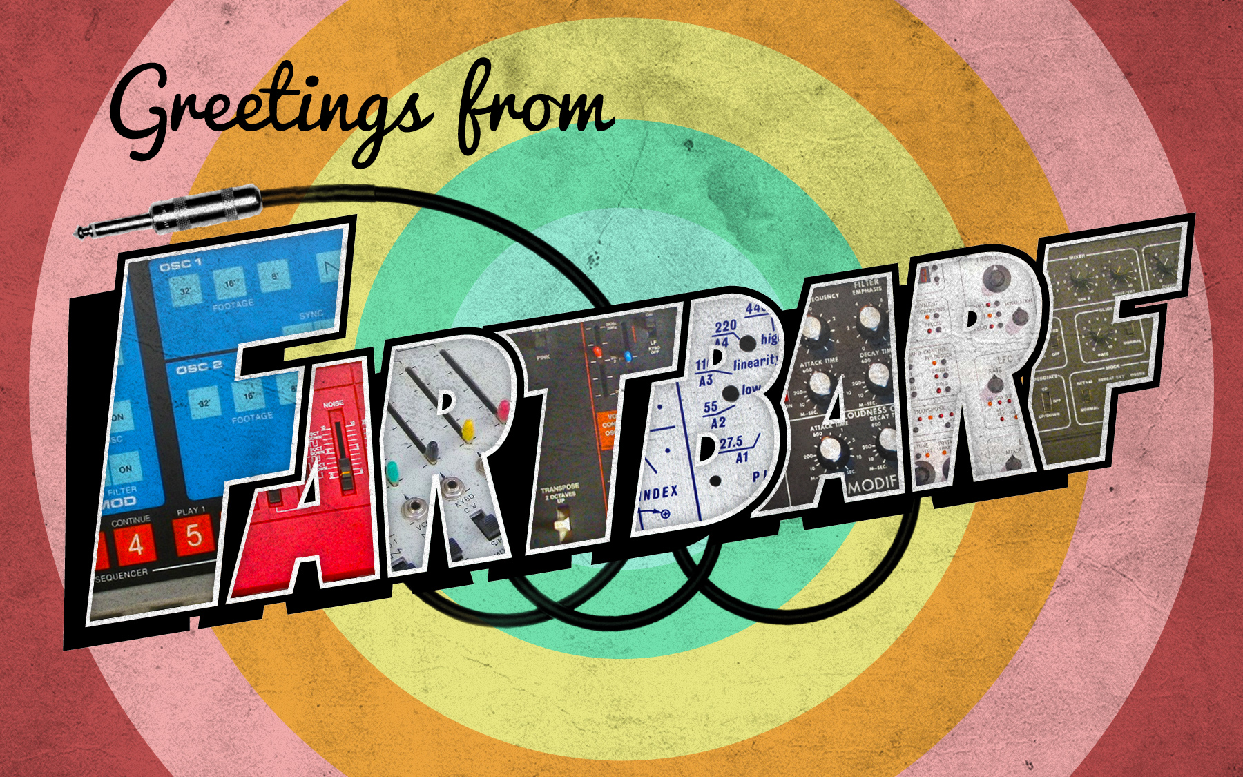 Fartbarf (Greeting Card)
