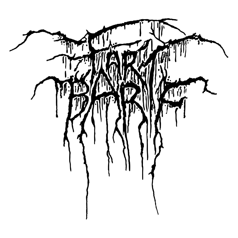 Fartbarf (Black Metal Logotype)