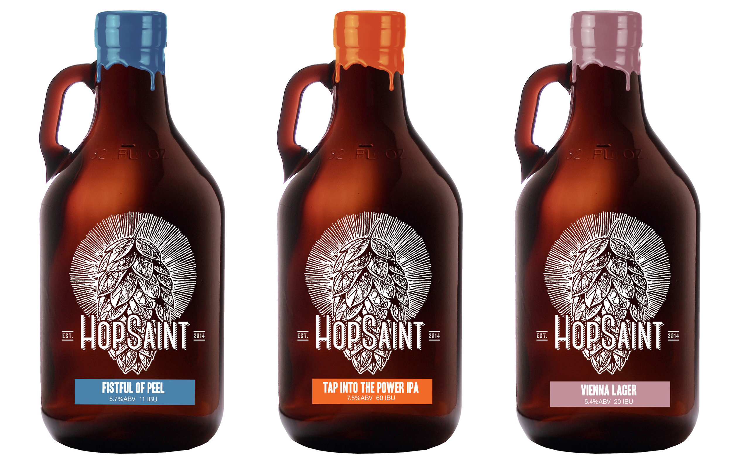 Growlers Redesign (Limited Palette).