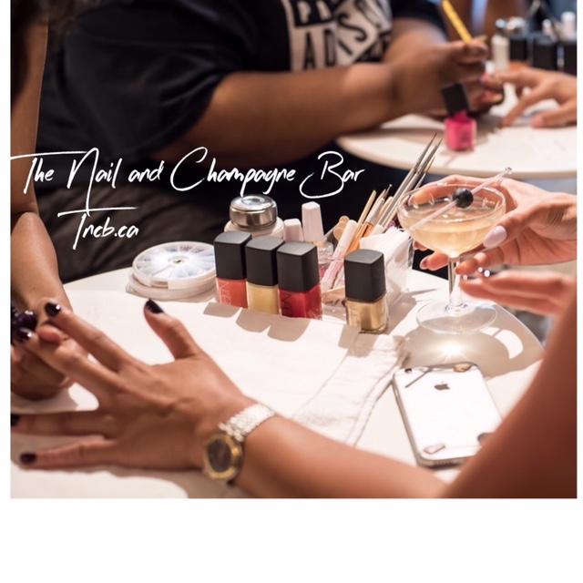 Image via The Nail and Champagne Bar