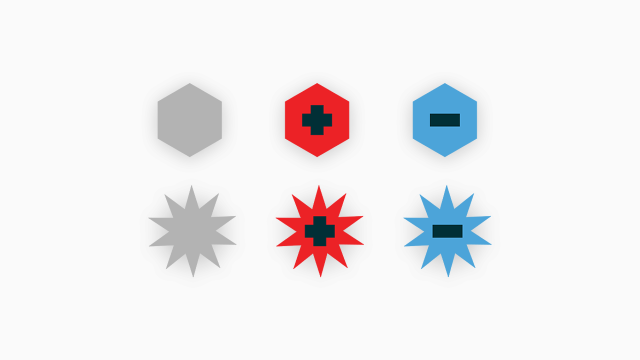 Initial icon concepts/themes.