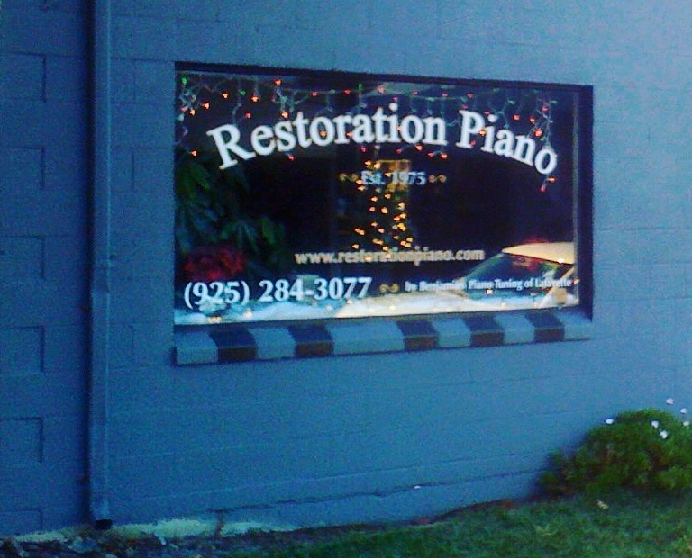 Piano Tuning -- Visit Restoration Piano -