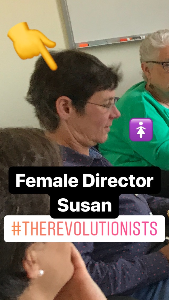 Director, Susan E. Evans, is putting her French Revolution history skills to good use! She is the daughter of a French Revolution Historian and Professor and her knowledge of the time period and familiarity with the playwright, Lauren Gunderson, has allowed for a strong dramaturgical foundation to be created for the actors and designers!