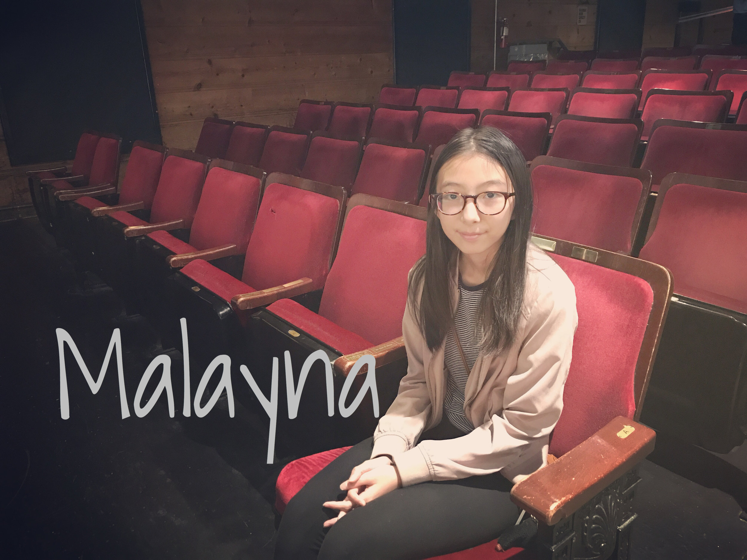 Malayna - READ WHAT MALAYNA HAS TO SAY ABOUT THE REVOLUTIONISTS!READ WHAT MALAYNA HAS TO SAY ABOUT GREAT EXPECTATIONS!READ WHAT MALAYNA HAS TO SAY ABOUT BROOKLYN BRIDGE!