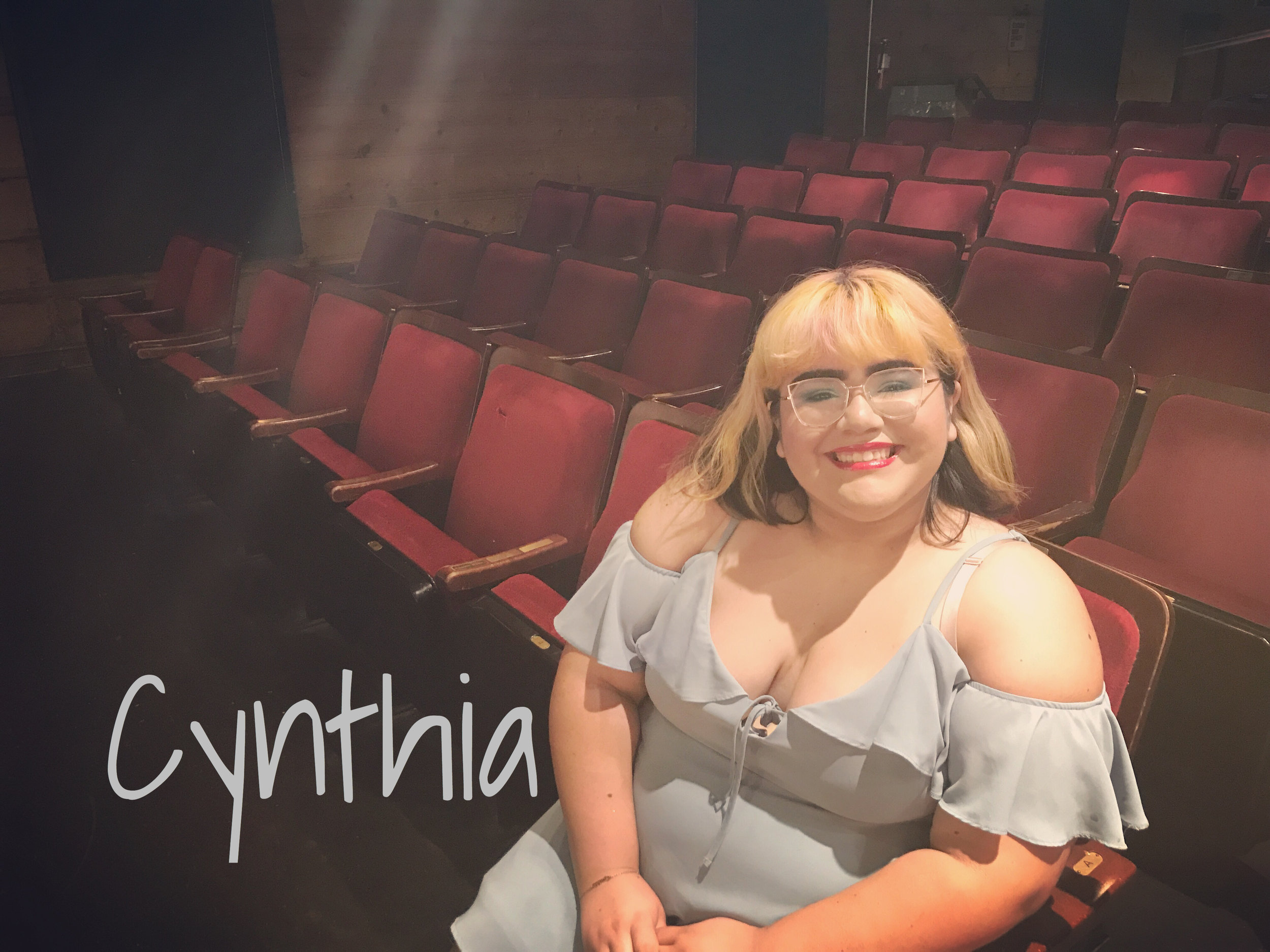 Cynthia -