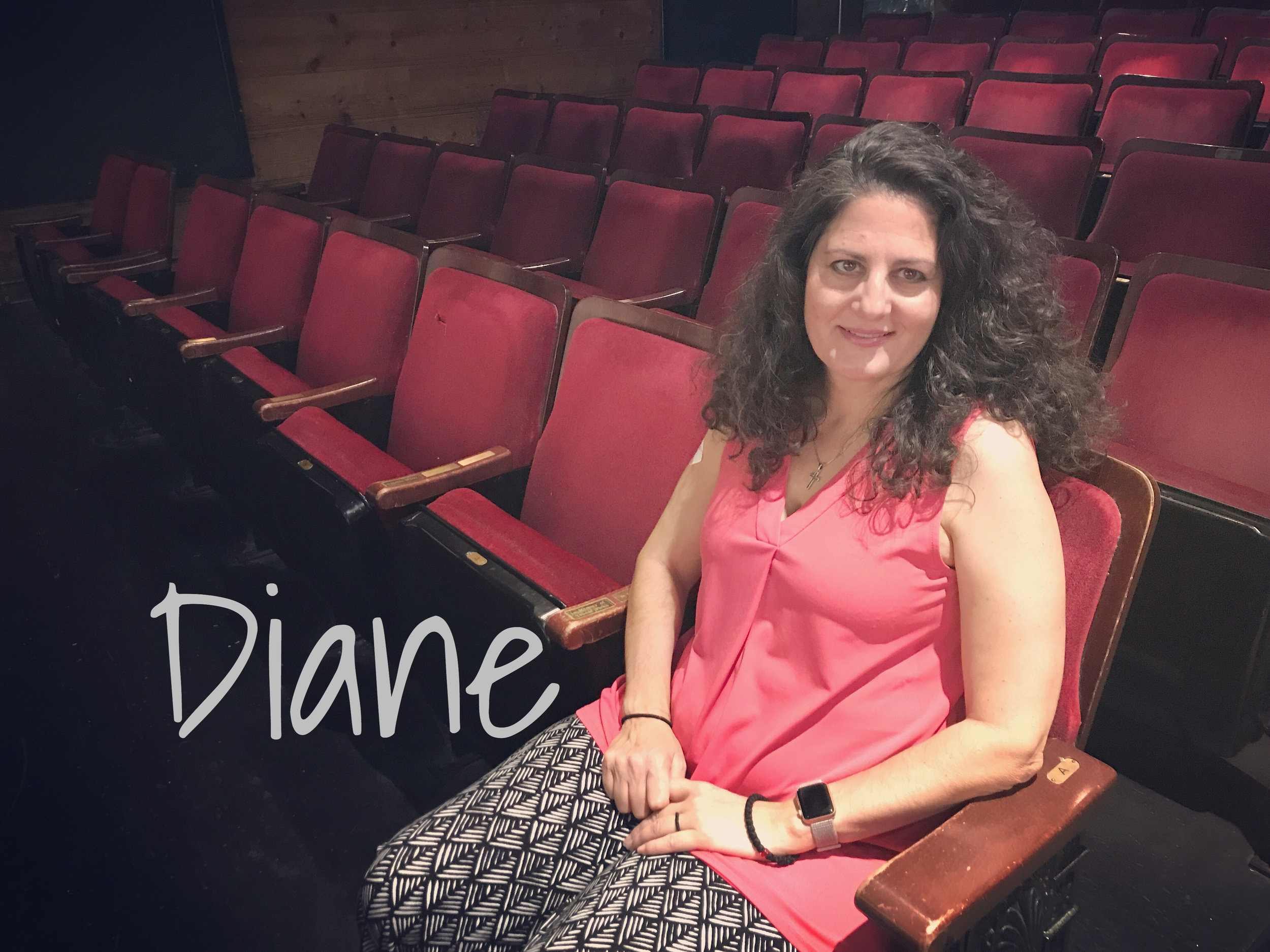 Diane - READ WHAT DIANE HAS TO SAY ABOUT THE REVOLUTIONISTS!