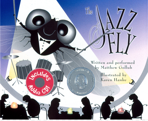 Preschool/Kindergarten:The Jazz Fly by Matthew Gollub -Using the fun and engaging music and story from Matthew Gollub's The Jazz Fly, students will learn intro to theatre skills and very basic music and choreography. This class culminates in an informal performance showing what they have worked on in class. -