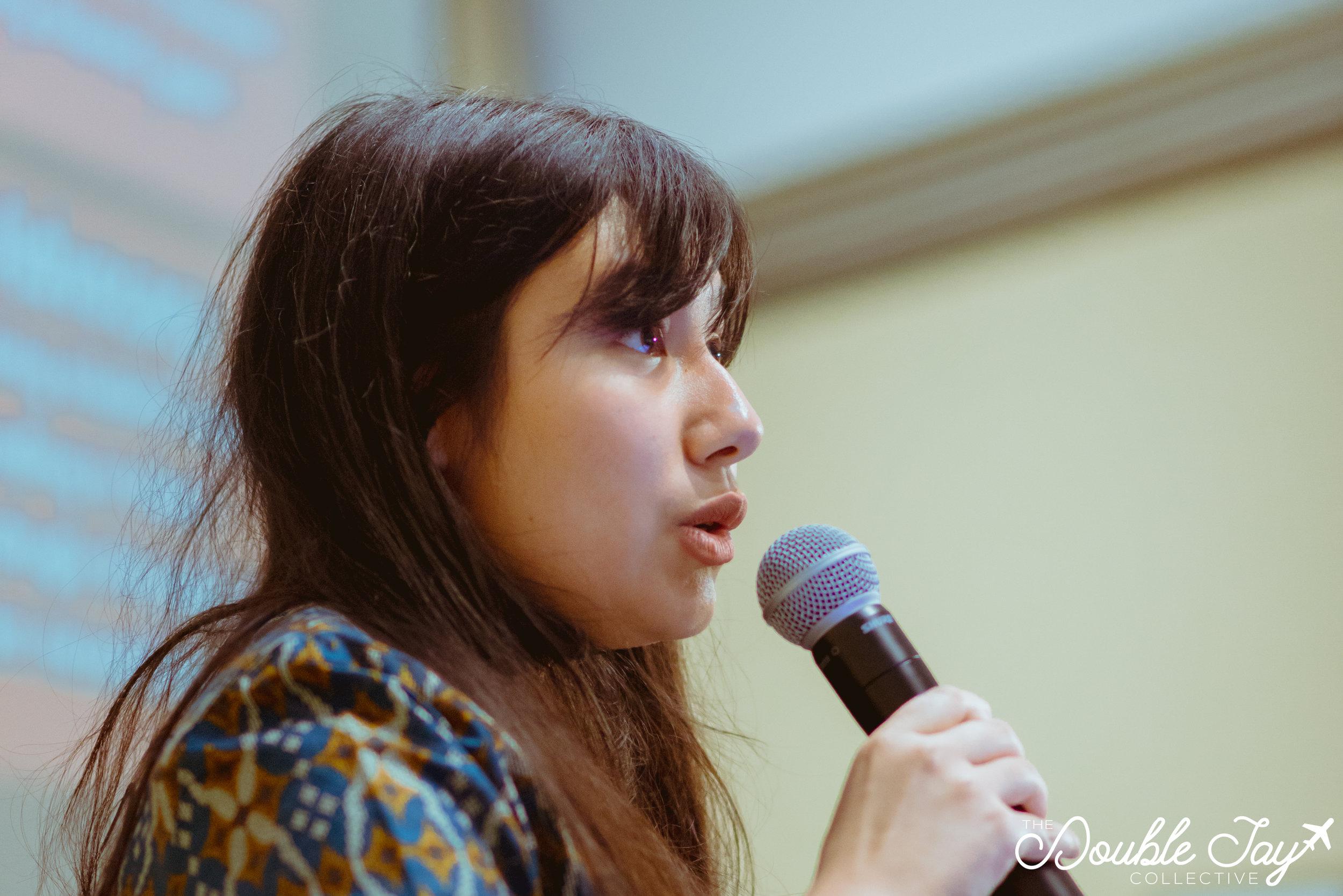 Sarah Ghassan, Western University graduate, and member of the OESC.