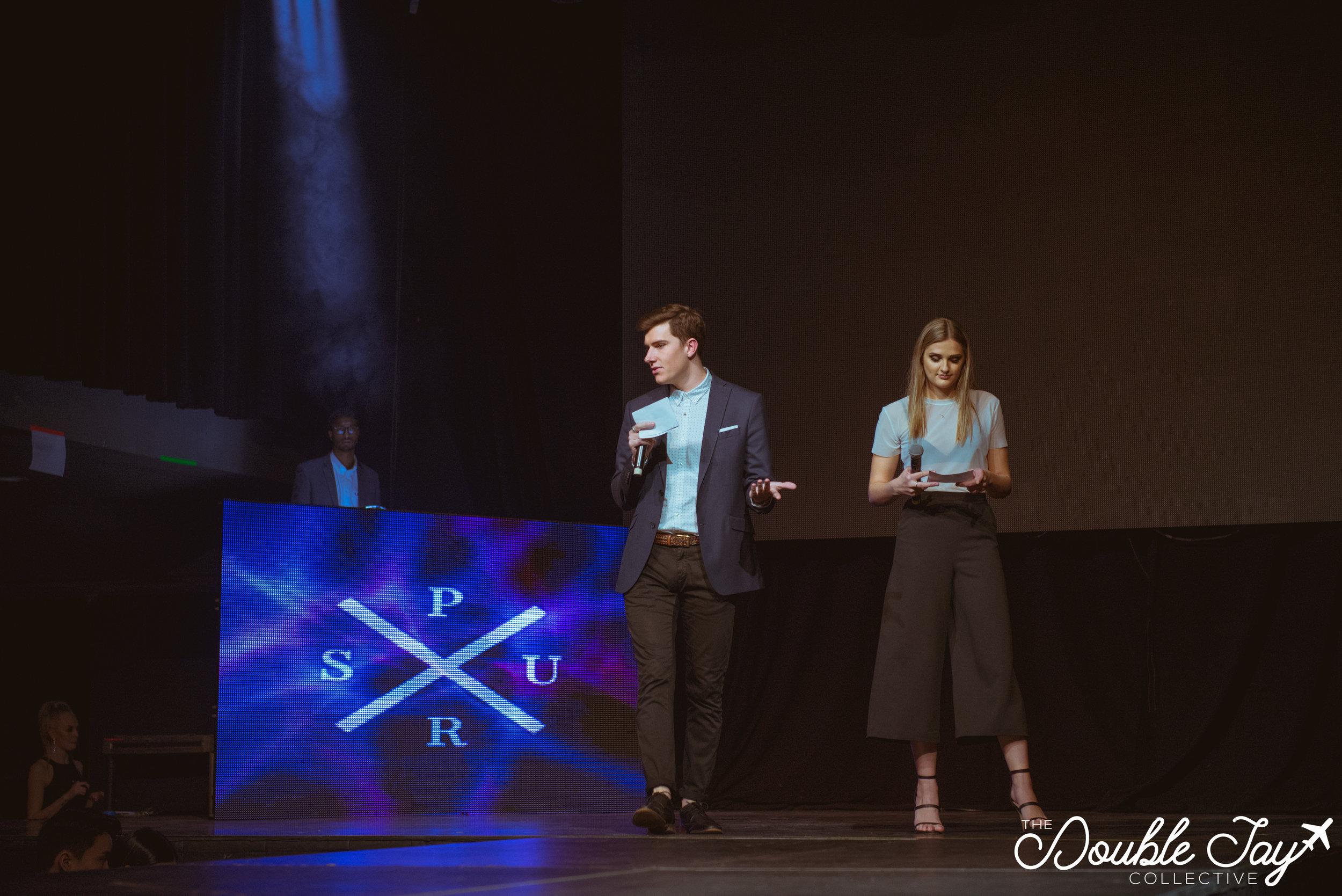 Jenny Jay / Spur Fashion Show